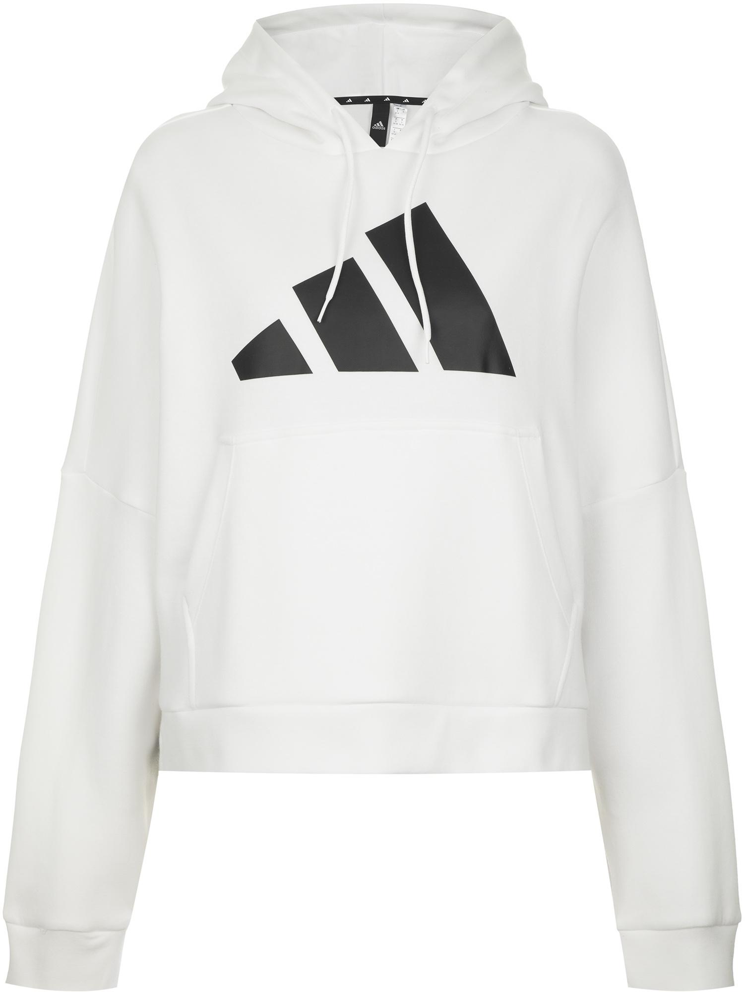 Adidas Худи женская adidas Urban, размер 42-44 худи мужское adidas m zne hd fr цвет серый dp5142 размер m 48 50