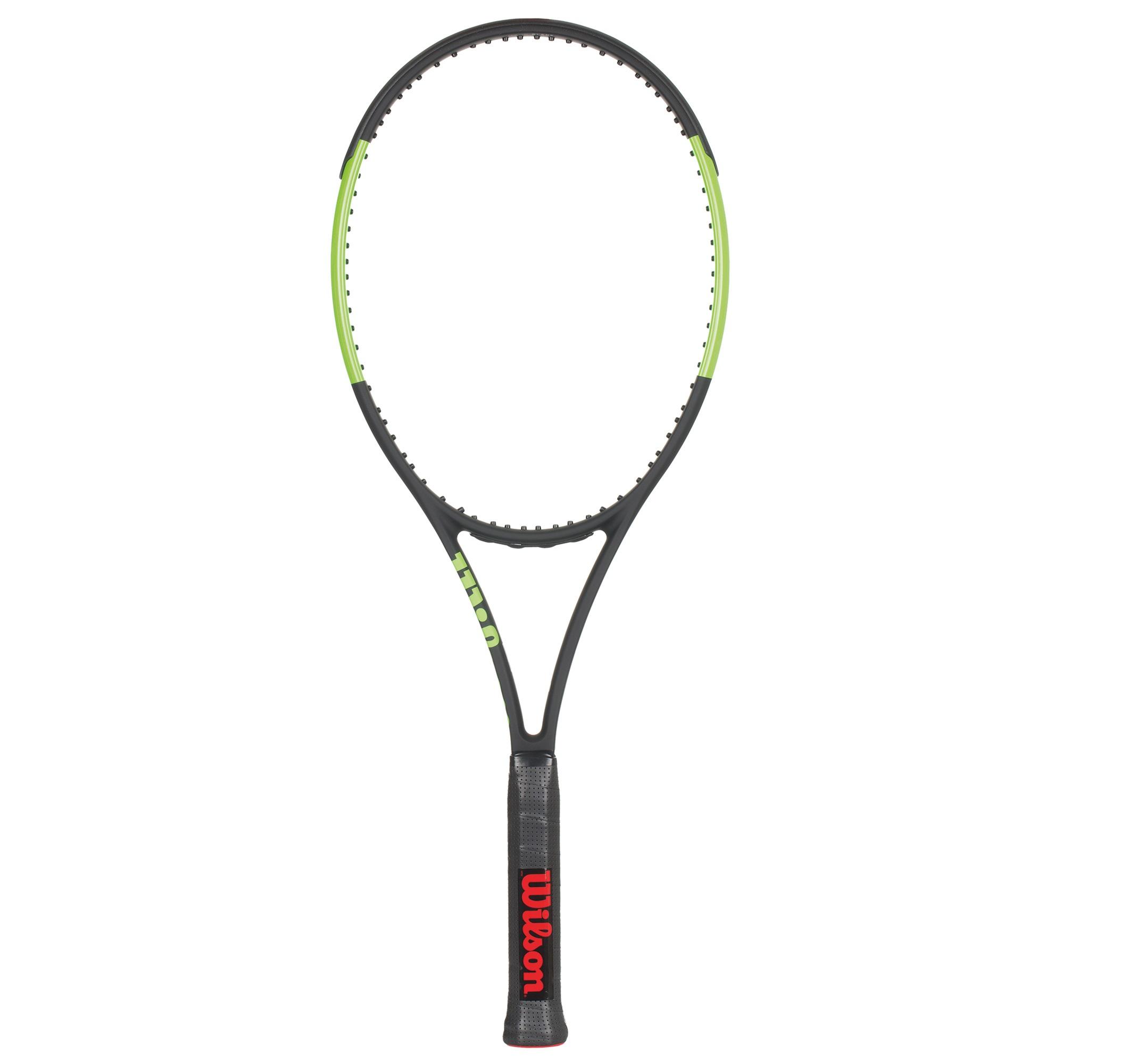 Wilson Ракетка для большого тенниса Wilson Blade 98 сетки для тенниса большого