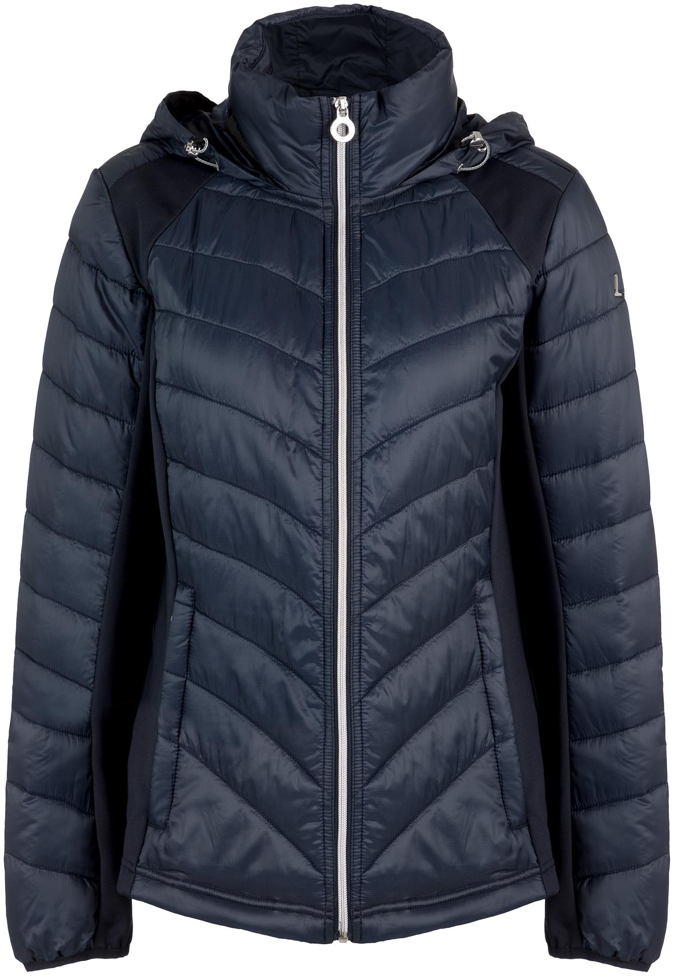 Luhta Куртка утепленная женская Luhta Hollstens, размер 52 куртка утепленная luhta luhta lu692ewcovk3