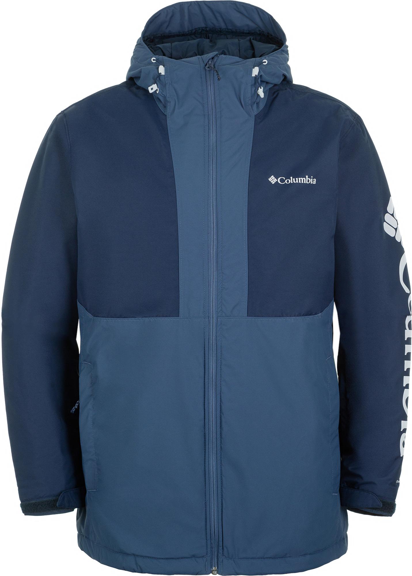 Columbia Куртка утепленная мужская Columbia Timberturner, размер 48-50 куртка хольстер утепленная смес ткань 48 50 170 176 лес 2010