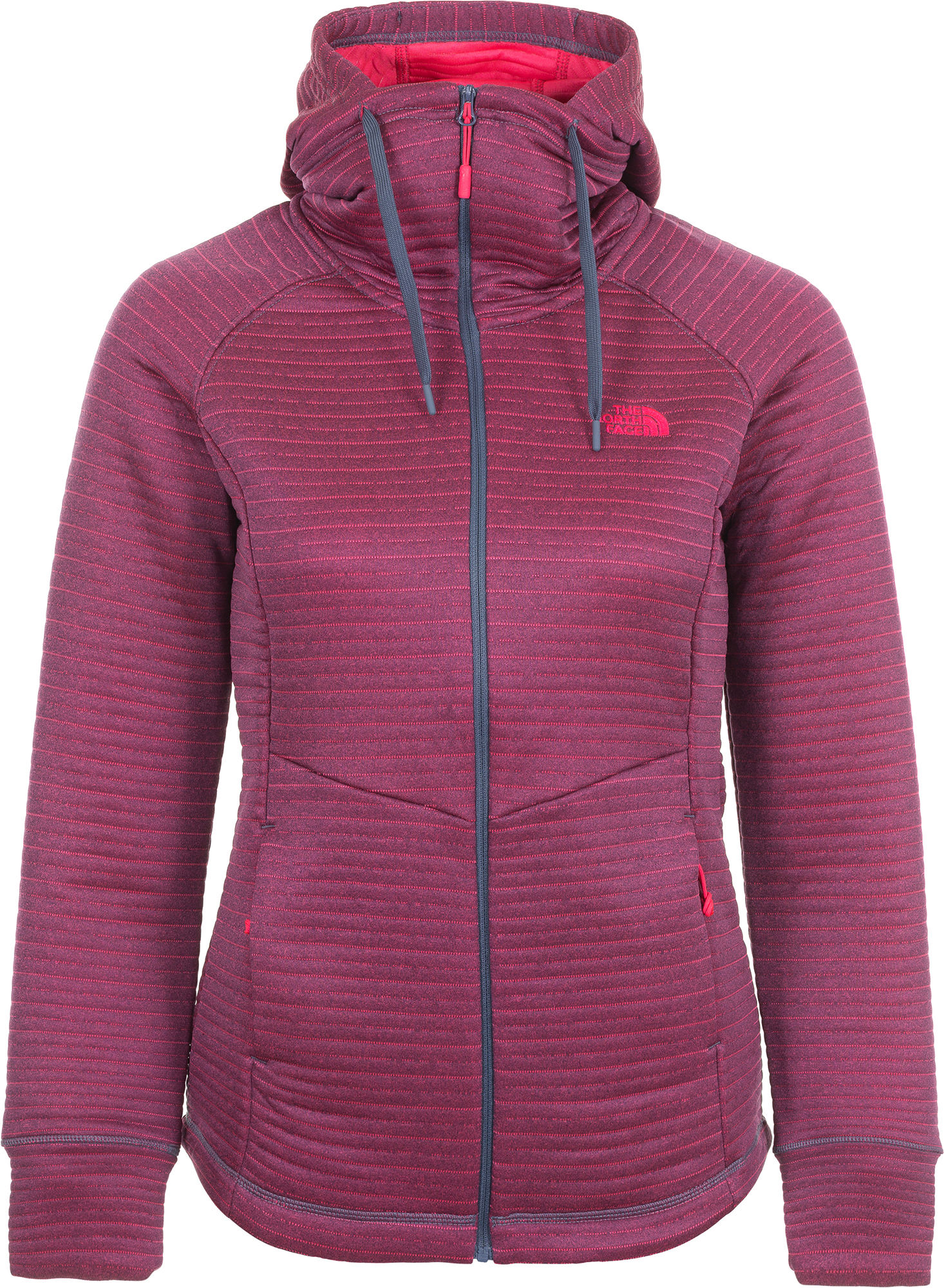 The North Face Джемпер женский The North Face Hikesteller Midlayer - Sg, размер 46 цена