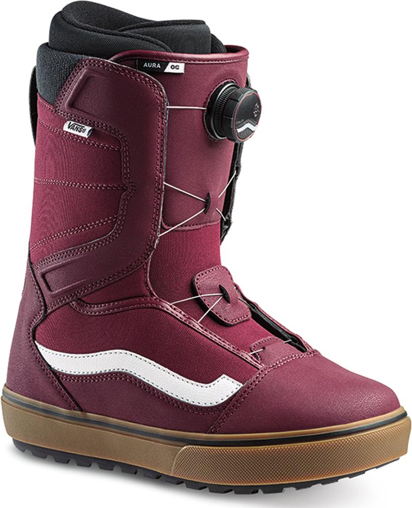Vans Сноубордические ботинки Vans Aura Og, размер 44 цена 2017