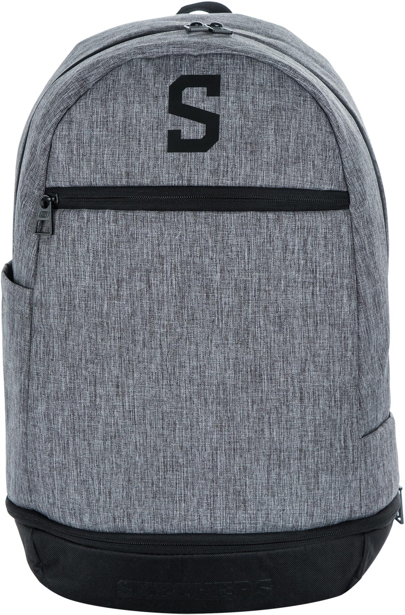 Skechers Рюкзак мужской Skechers рюкзак спортивный мужской adidas rfu gymbag цвет красный синий 15 л cf4984