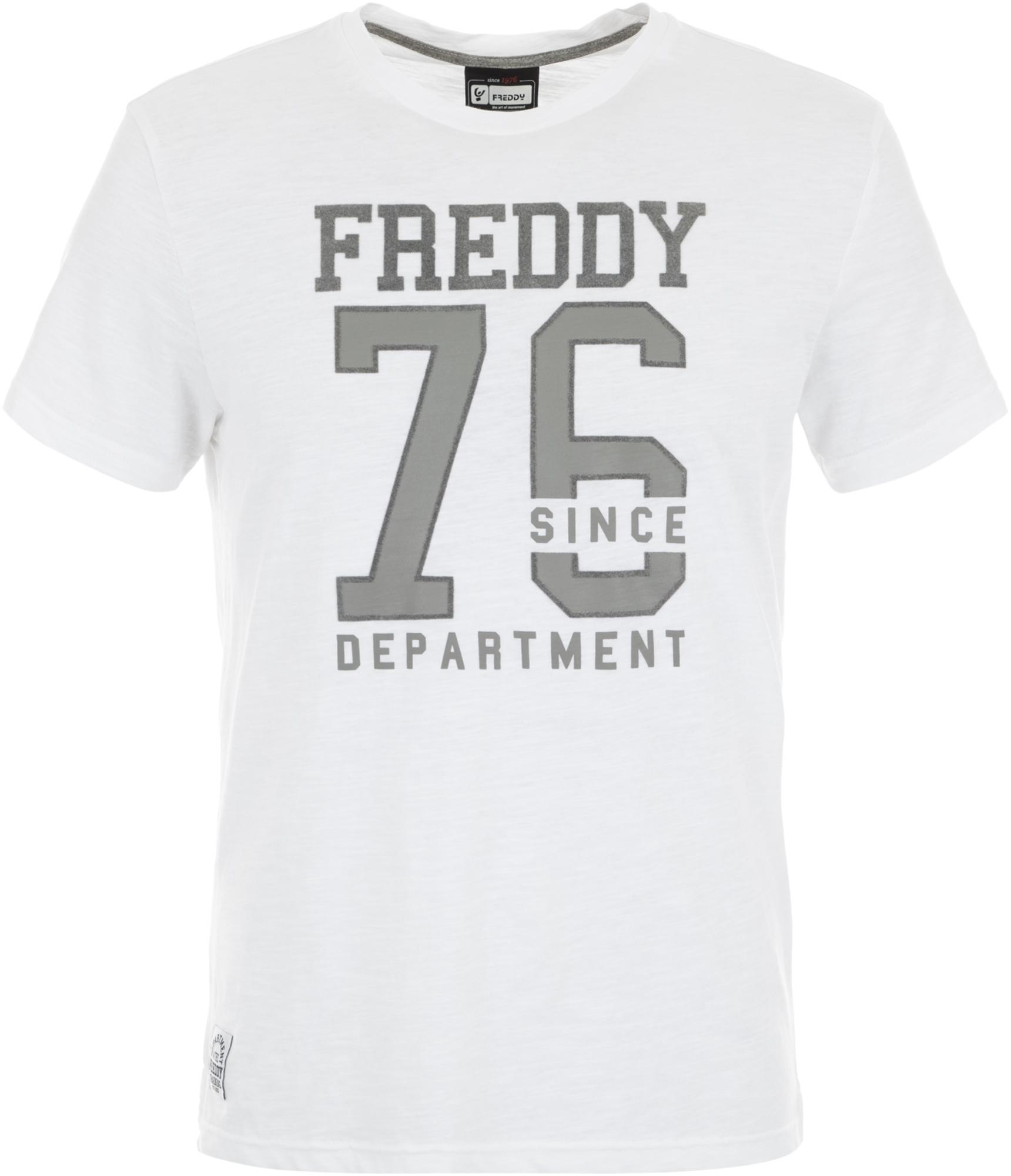 Freddy Футболка мужская Freddy Training, размер 52-54 freddy обувь для танцев