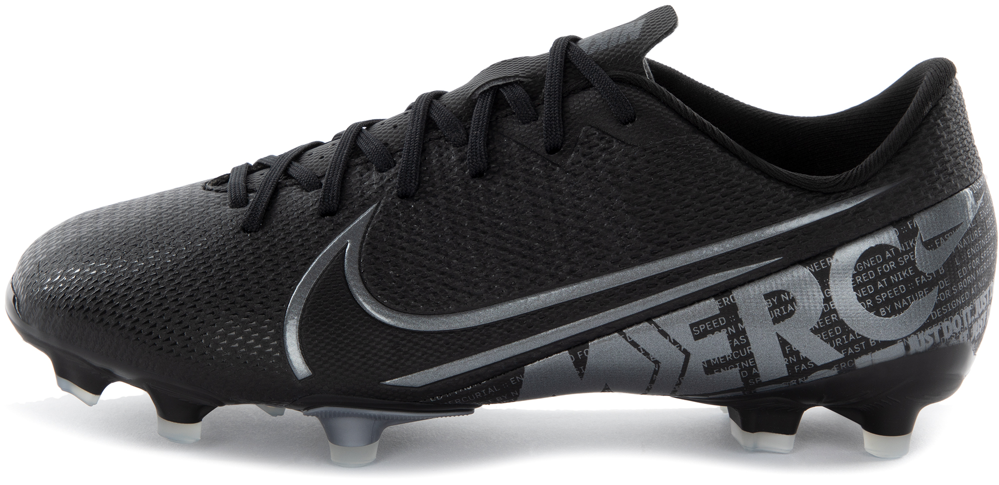 цена Nike Бутсы для мальчиков Nike Jr Vapor 13 Academy FG/MG, размер 37,5 онлайн в 2017 году