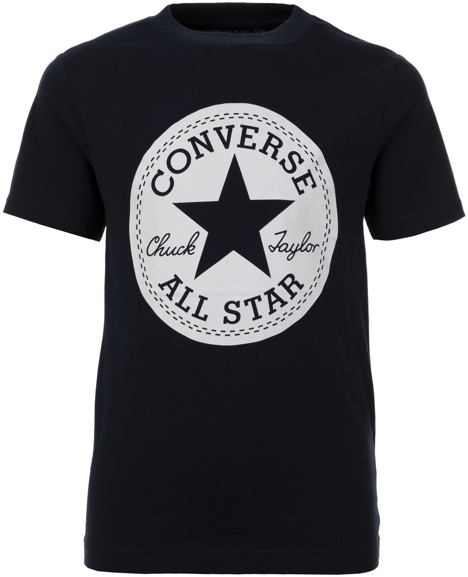 Converse Футболка для мальчиков Converse, размер 140