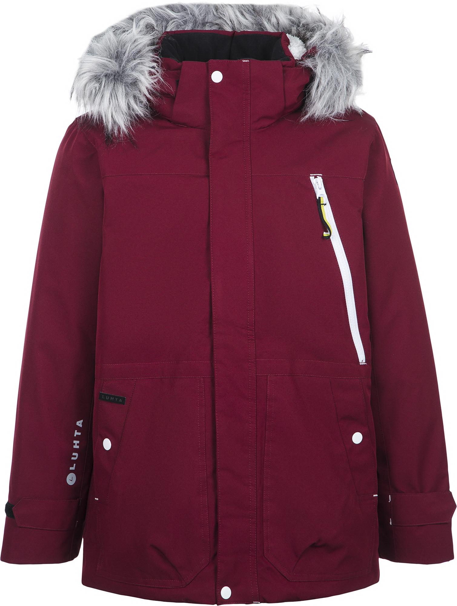 Luhta Куртка утепленная для мальчиков Luhta Lenku JR, размер 164 luhta куртка утепленная женская luhta petre размер 52