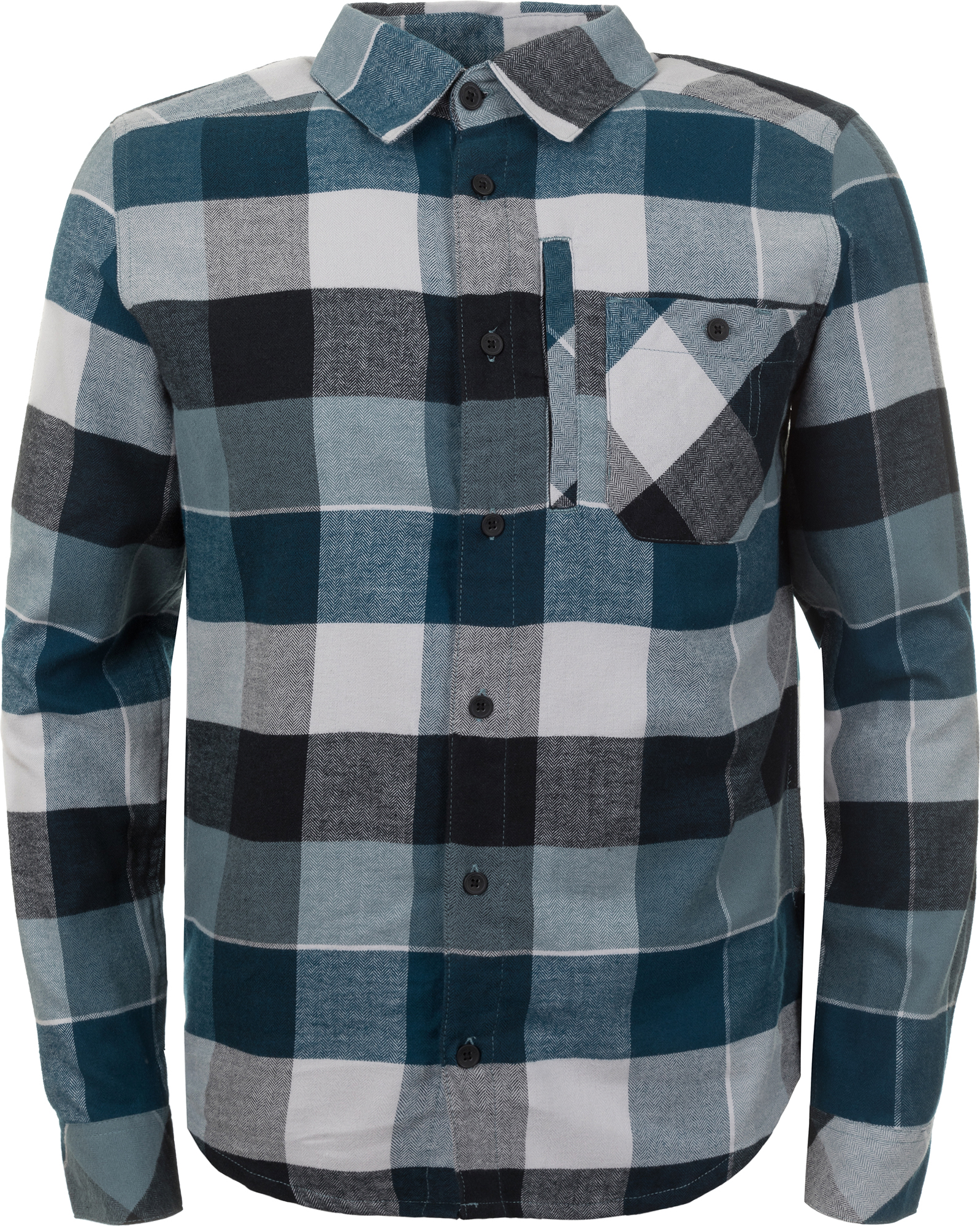 Outventure Рубашка с длинным рукавом мужская Outventure, размер 62