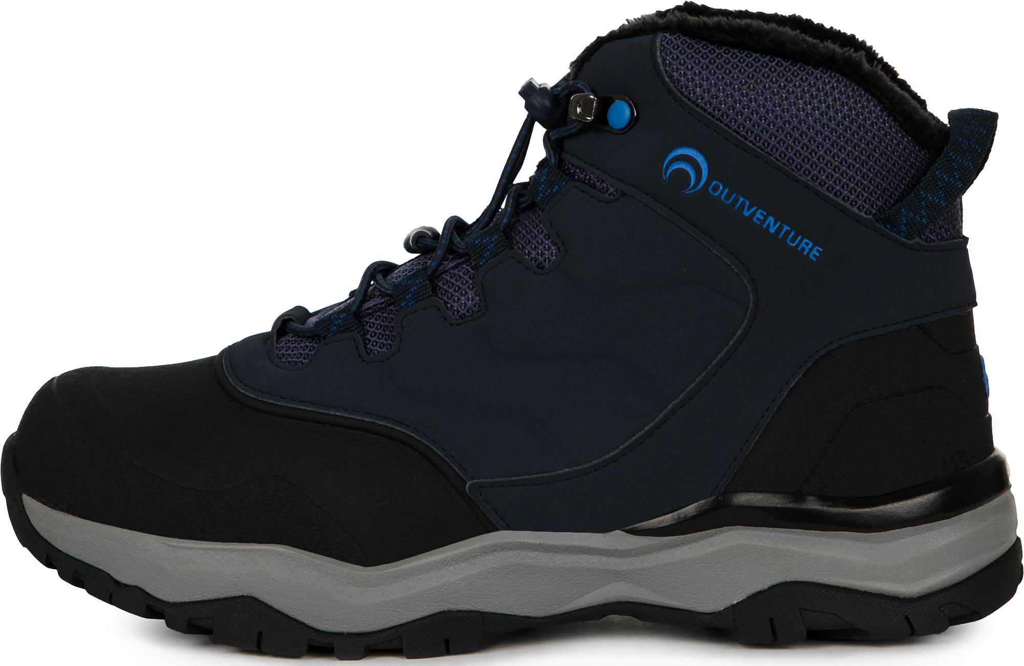 Outventure Ботинки утепленные для мальчиков Crater, размер 39