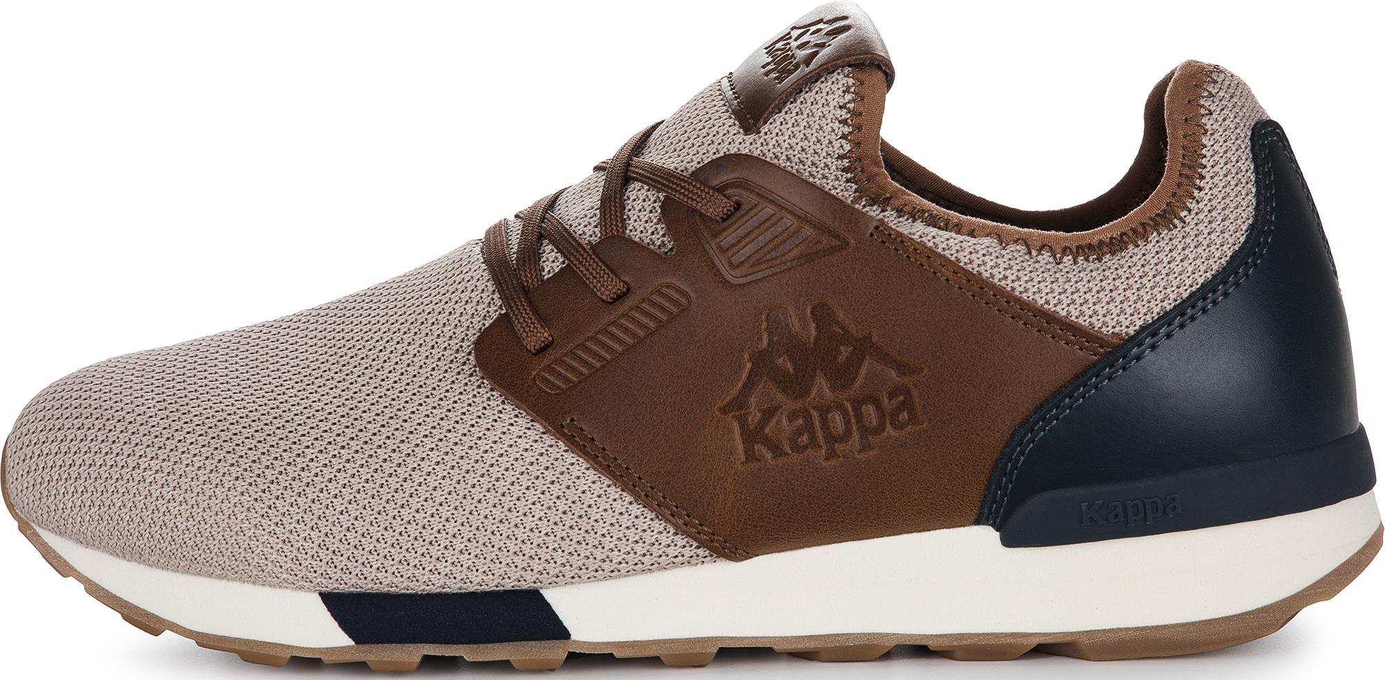 купить Kappa Кроссовки мужские Kappa Authentic Run Knit, размер 43,5 по цене 2249 рублей