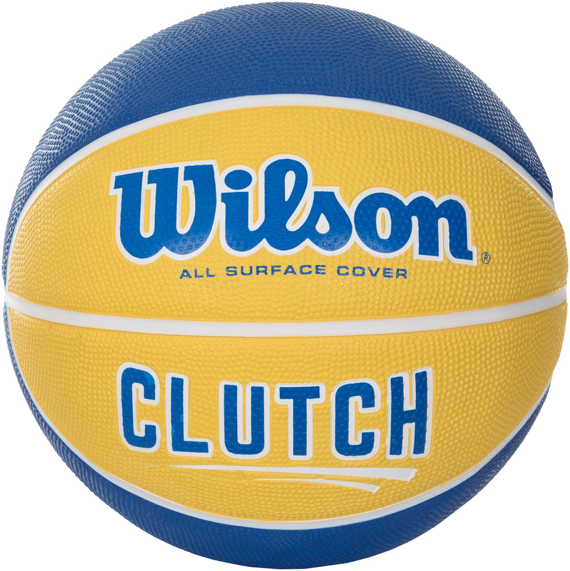 Wilson Мяч баскетбольный Clutch