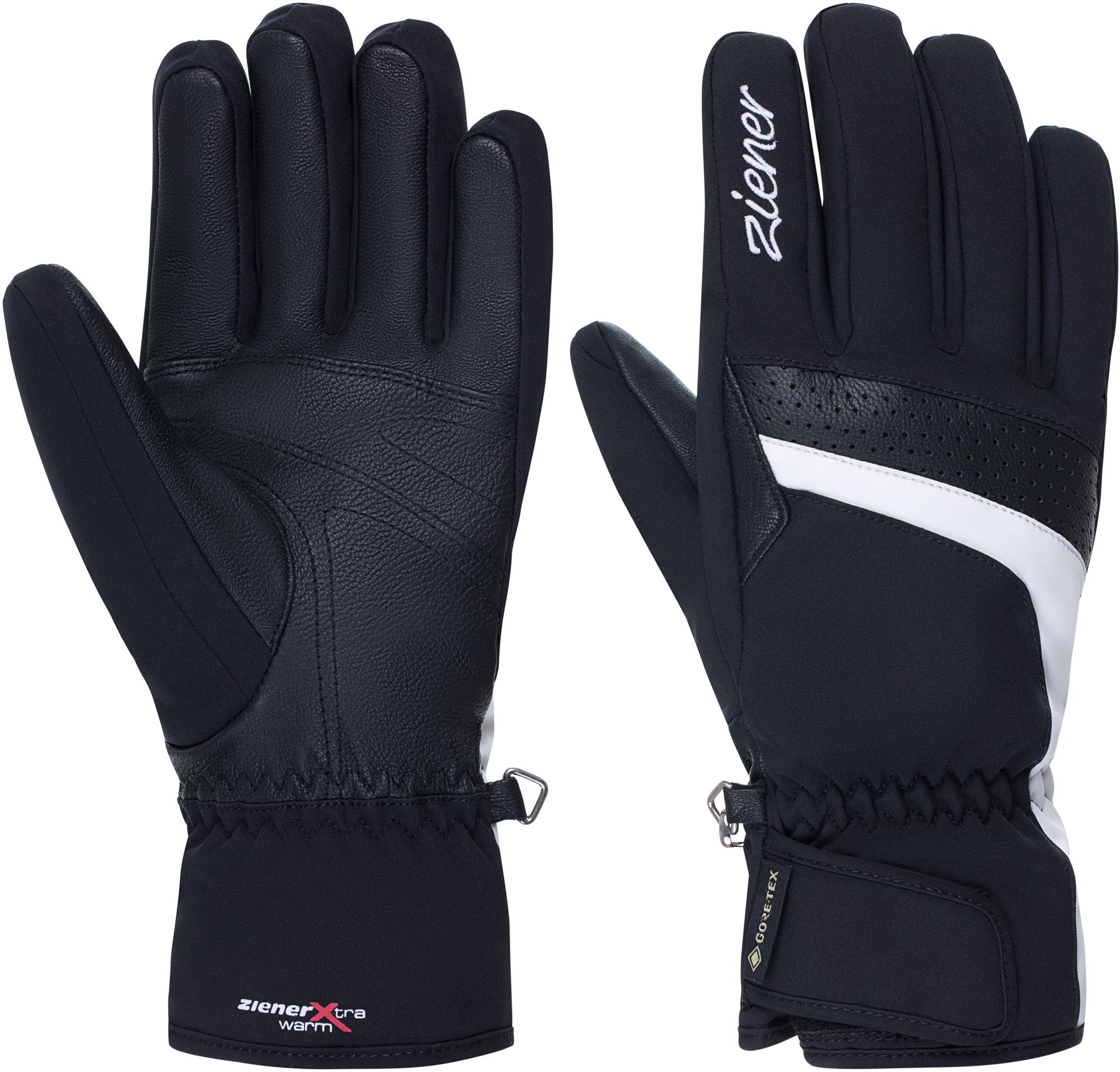 Ziener Перчатки женские Ziener Katara GTX, размер 6 ziener перчатки мужские ziener gliss gtx размер 9