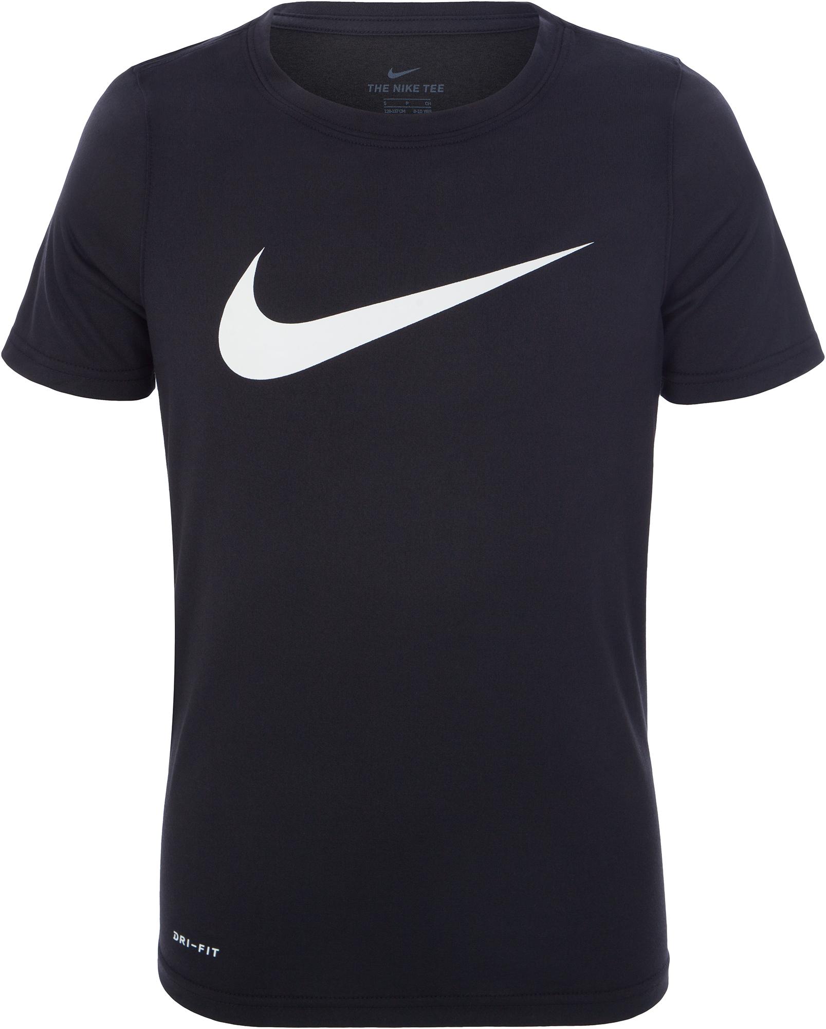 Nike Футболка для мальчиков Nike Dri-FIT, размер 147-158 цена