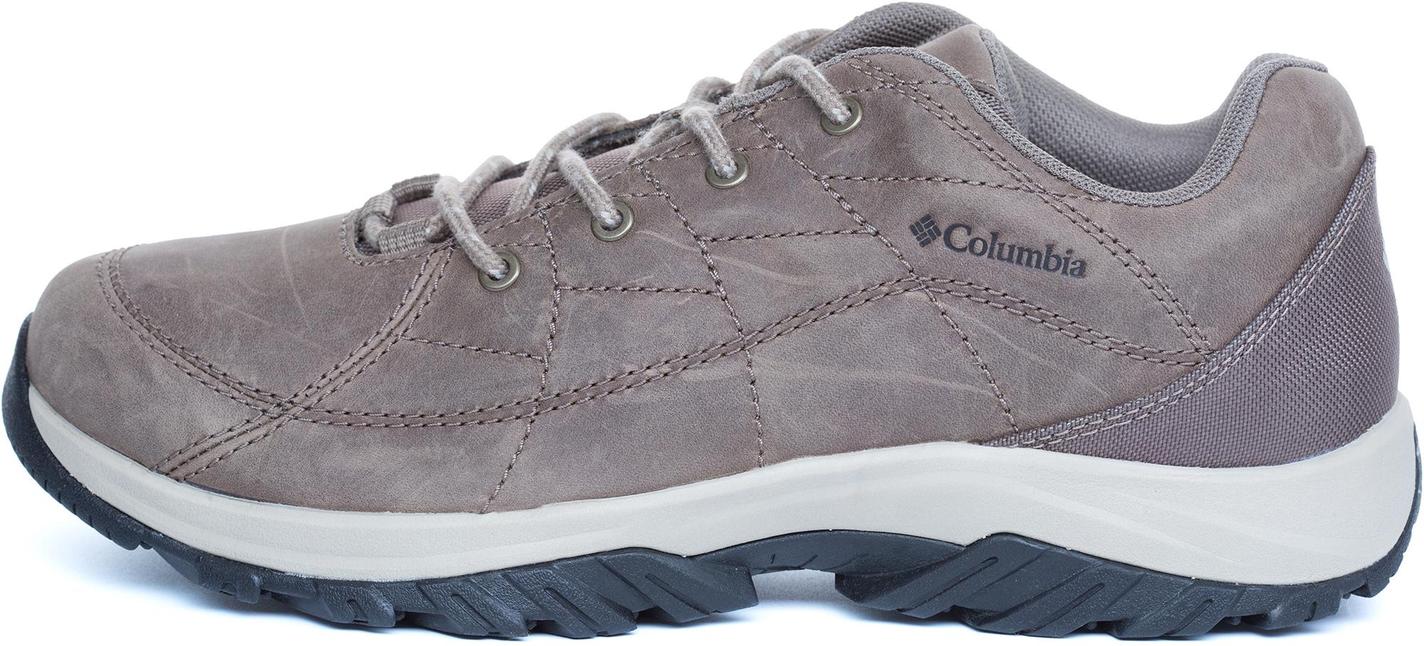 Columbia Полуботинки мужские Columbia Crestwood Venture, размер 45
