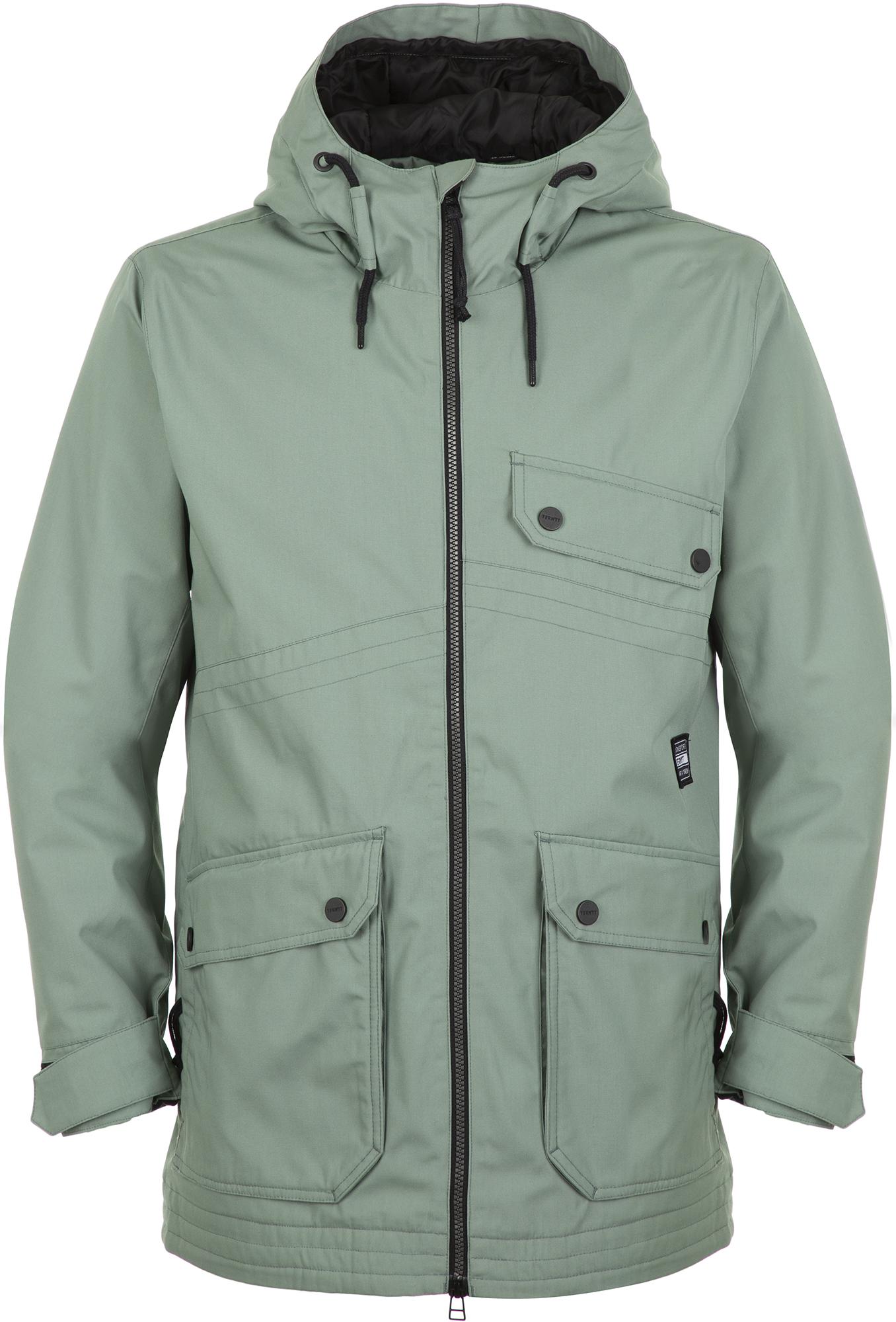 Termit Куртка утепленная мужская Termit, размер 46