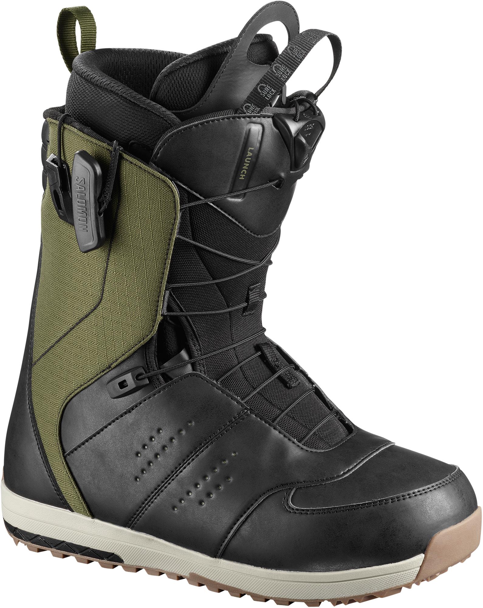 цена Salomon Сноубордические ботинки Salomon Launch, размер 44 онлайн в 2017 году