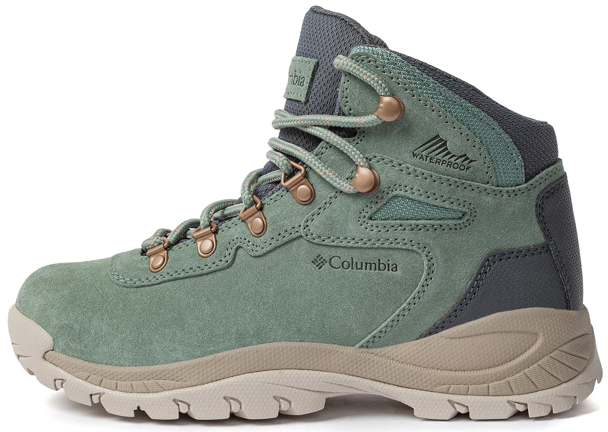 Columbia Ботинки женские Columbia Newton Ridge Plus, размер 38 ботинки мужские columbia newton ridge plus ii suede wp цвет зеленый 1746411 213 размер 9 42