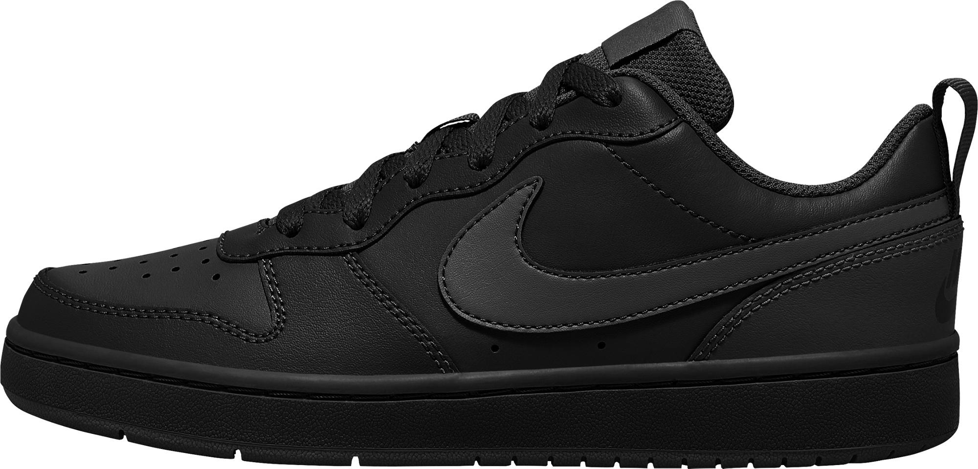 цена Nike Кеды для мальчиков Nike Court Borough Low 2, размер 34.5 онлайн в 2017 году