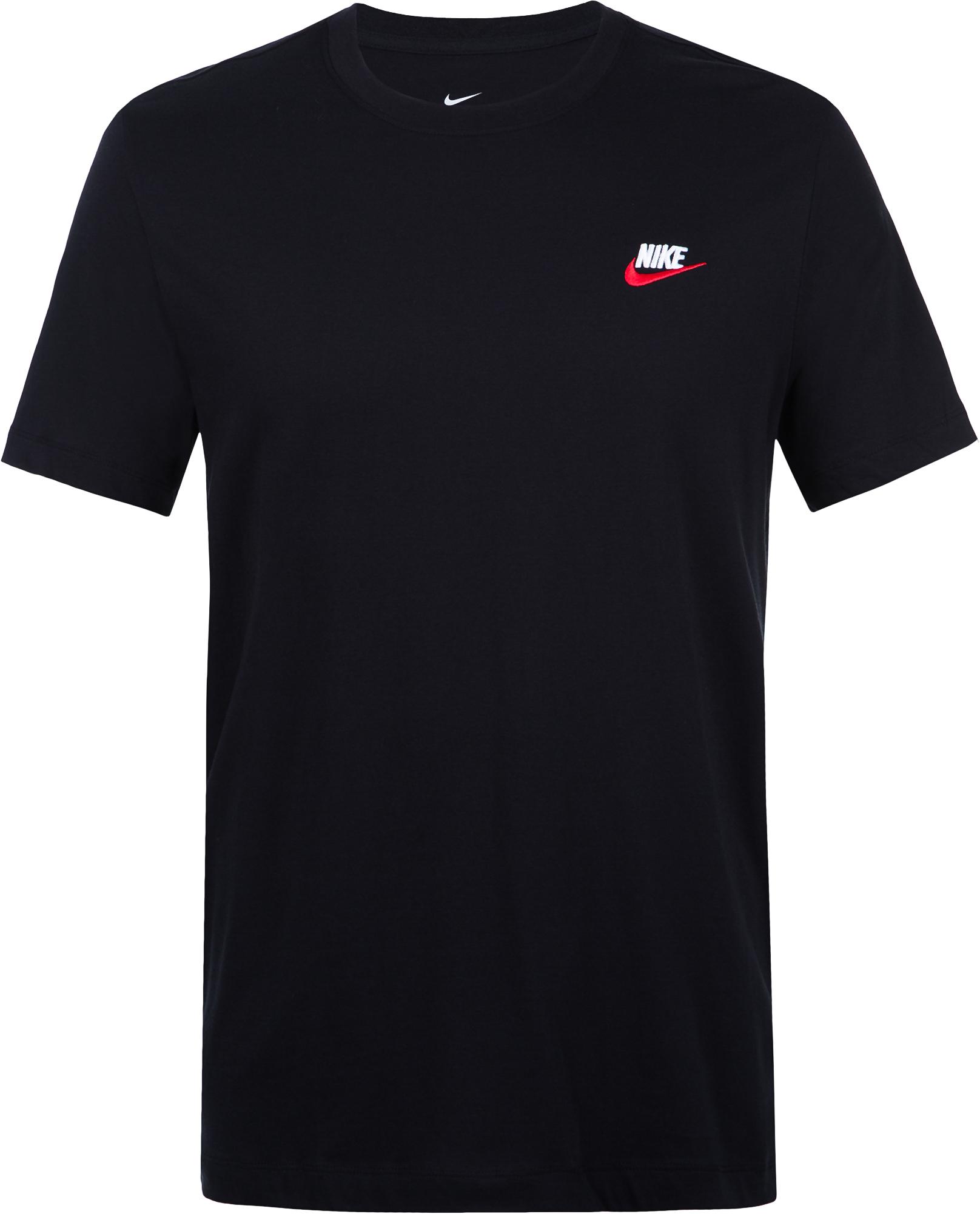 Nike Футболка мужская Club, размер 52-54
