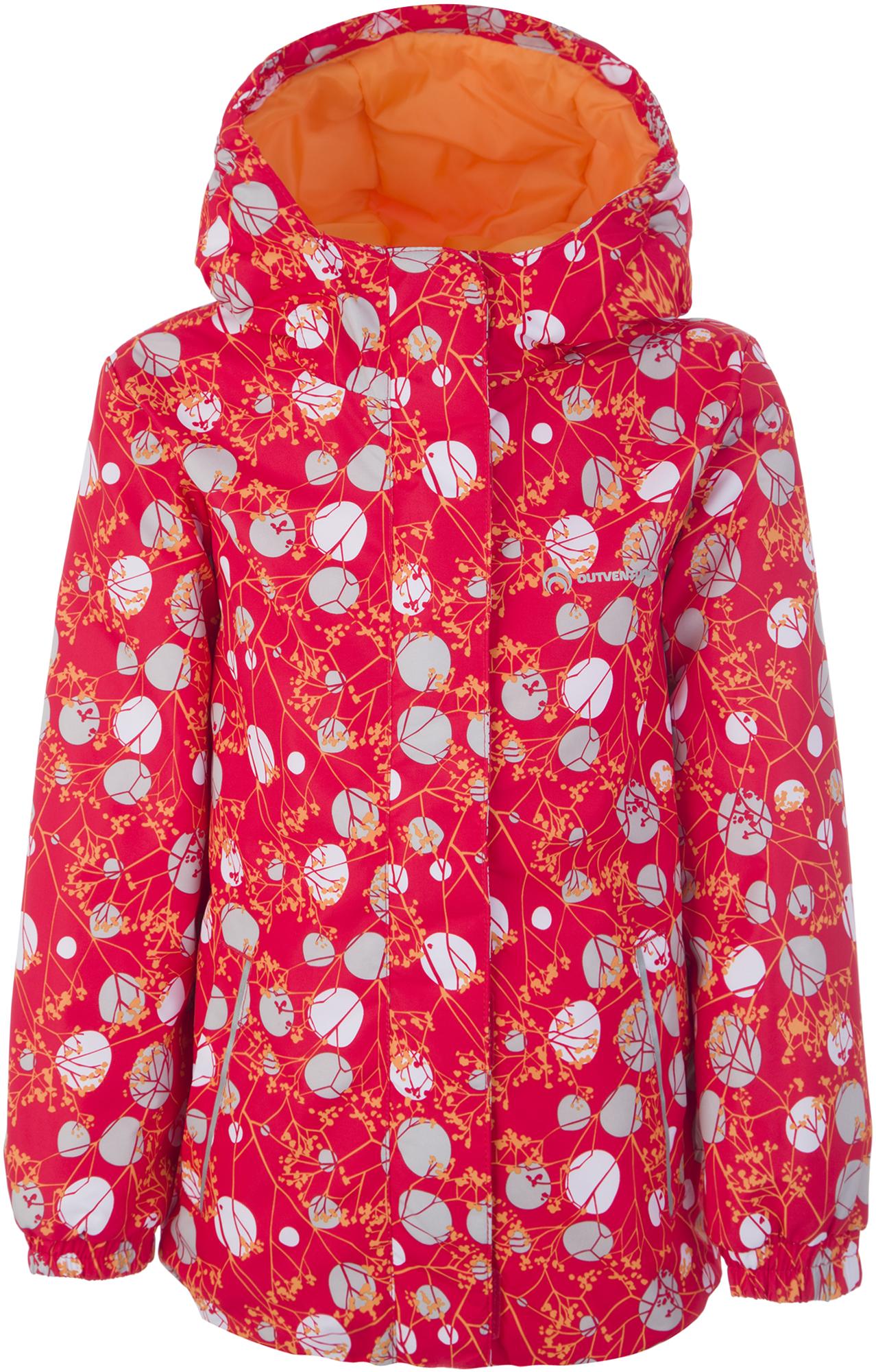 Outventure Куртка для девочек Outventure, размер 122