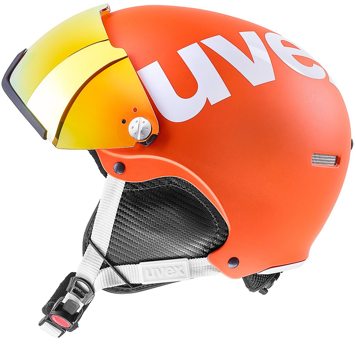 Uvex Шлем Uvex 500 Visor, размер 59-61