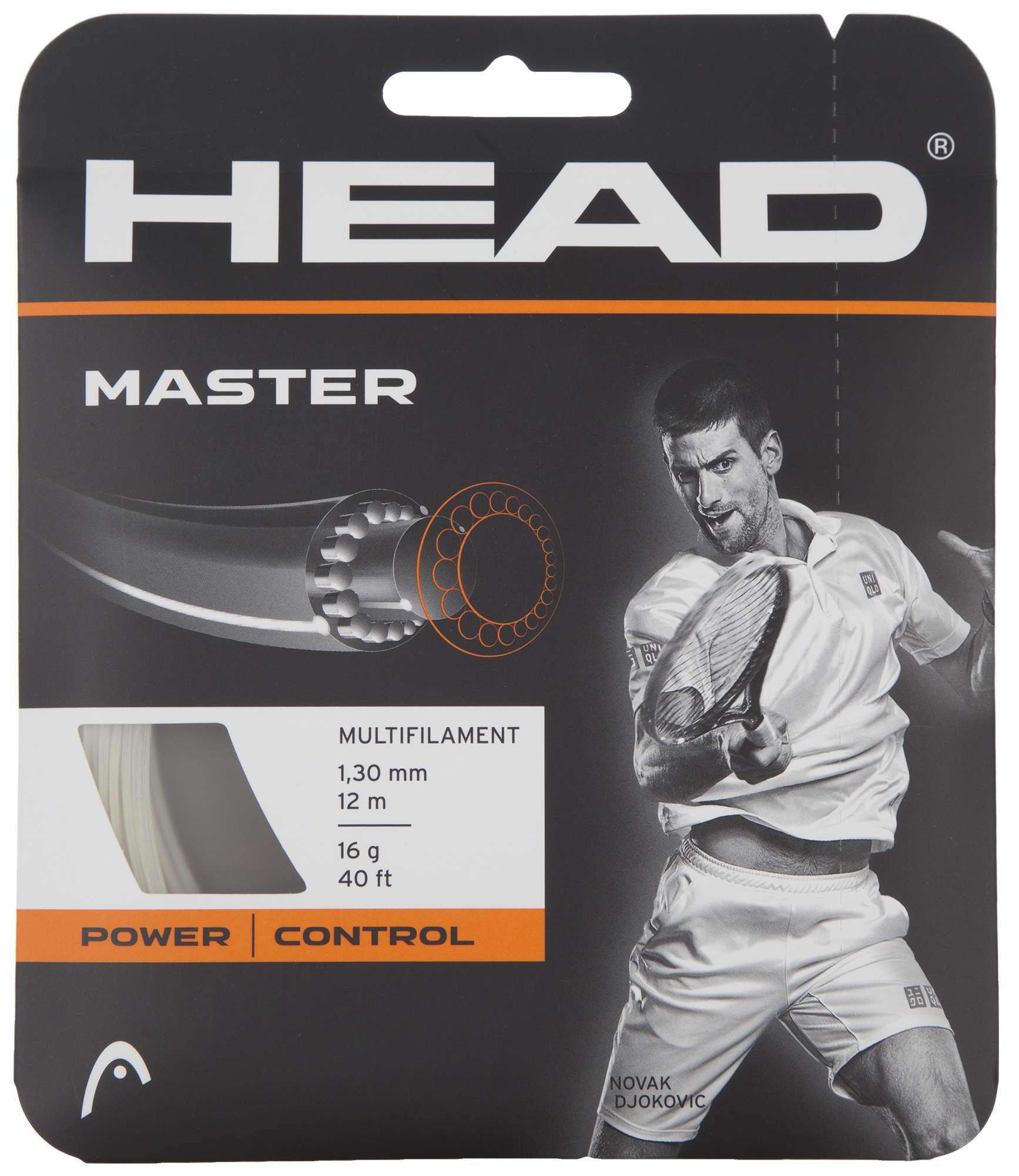 Head Струна Head Master Set струна wilson adrenaline 125 set