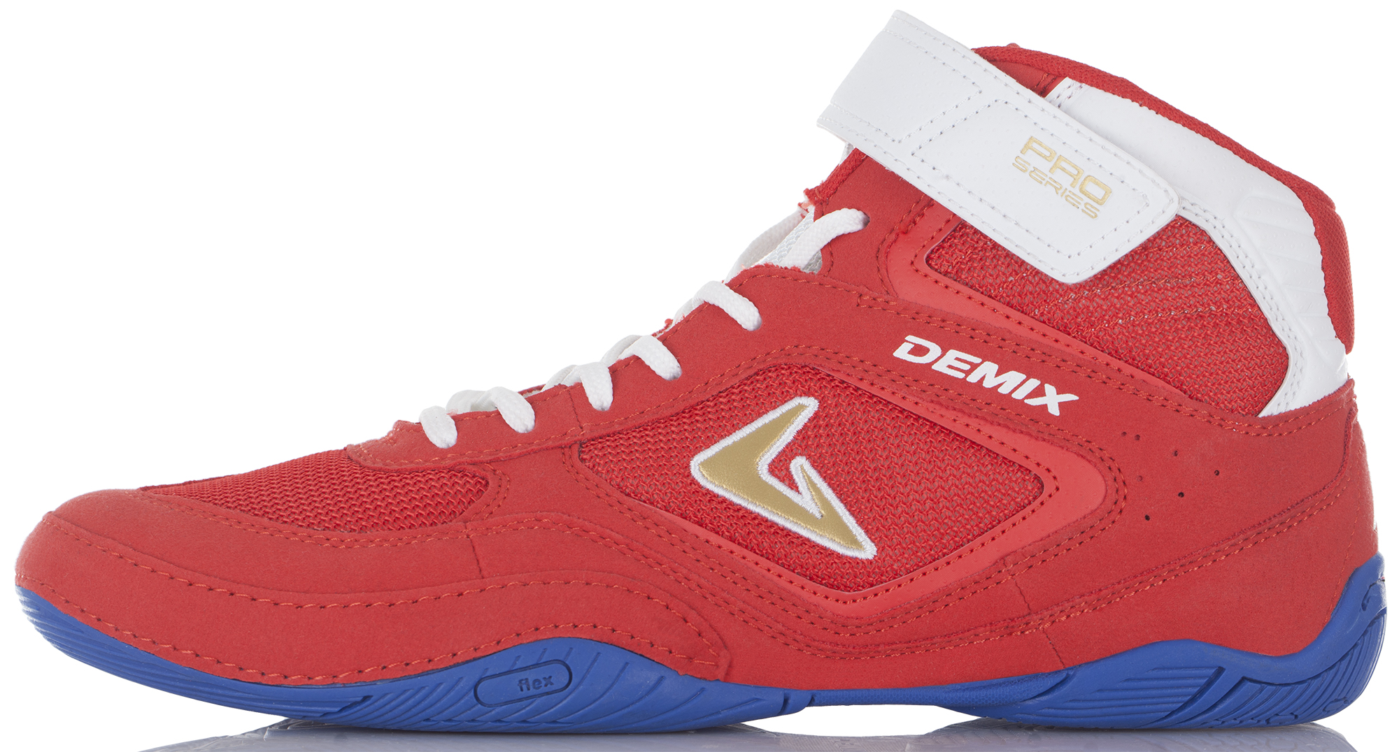 Demix Борцовки мужские Demix Buivassar, размер 46 борцовки adidas combat speed 5 серо желтые ba8006
