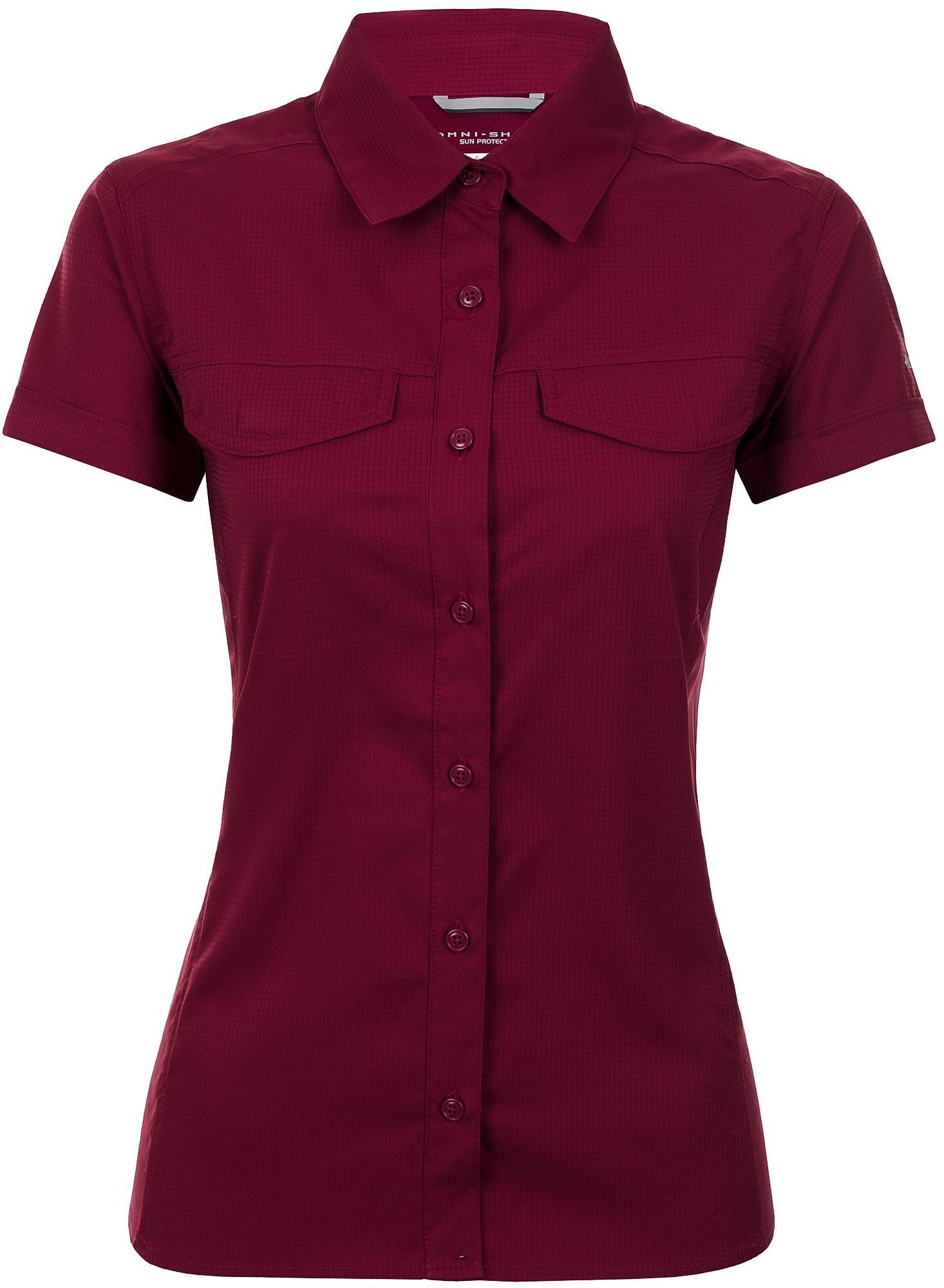 Columbia Рубашка женская Columbia Silver Ridge Lite, размер 50