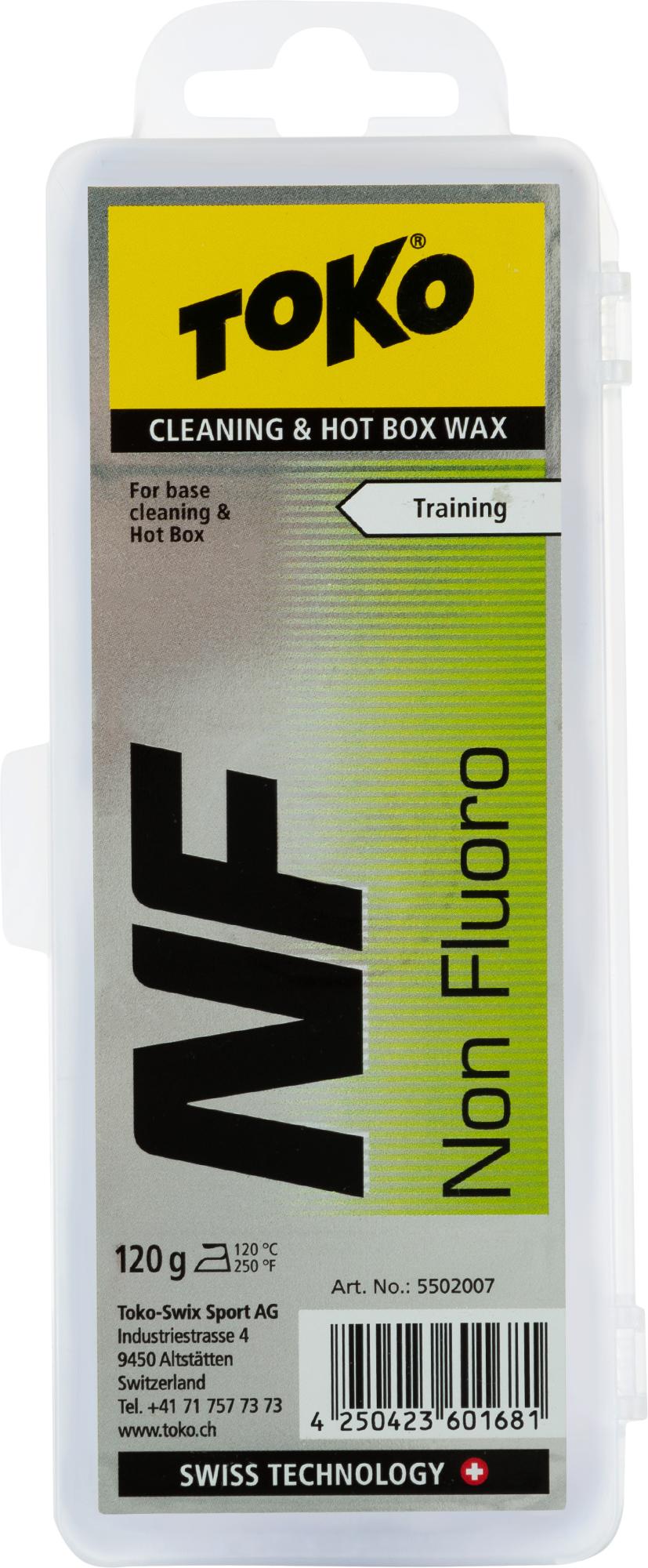 TOKO Мазь скольжения TOKO NF Hot Box & Cleaning Wax, размер Без размера цена