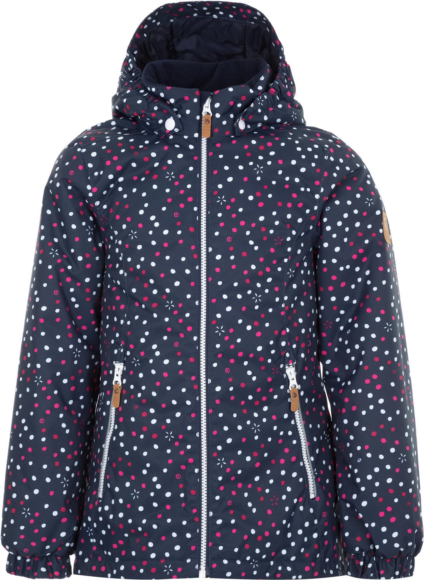 Reima Куртка утепленная для девочек  Ovlin, размер 140