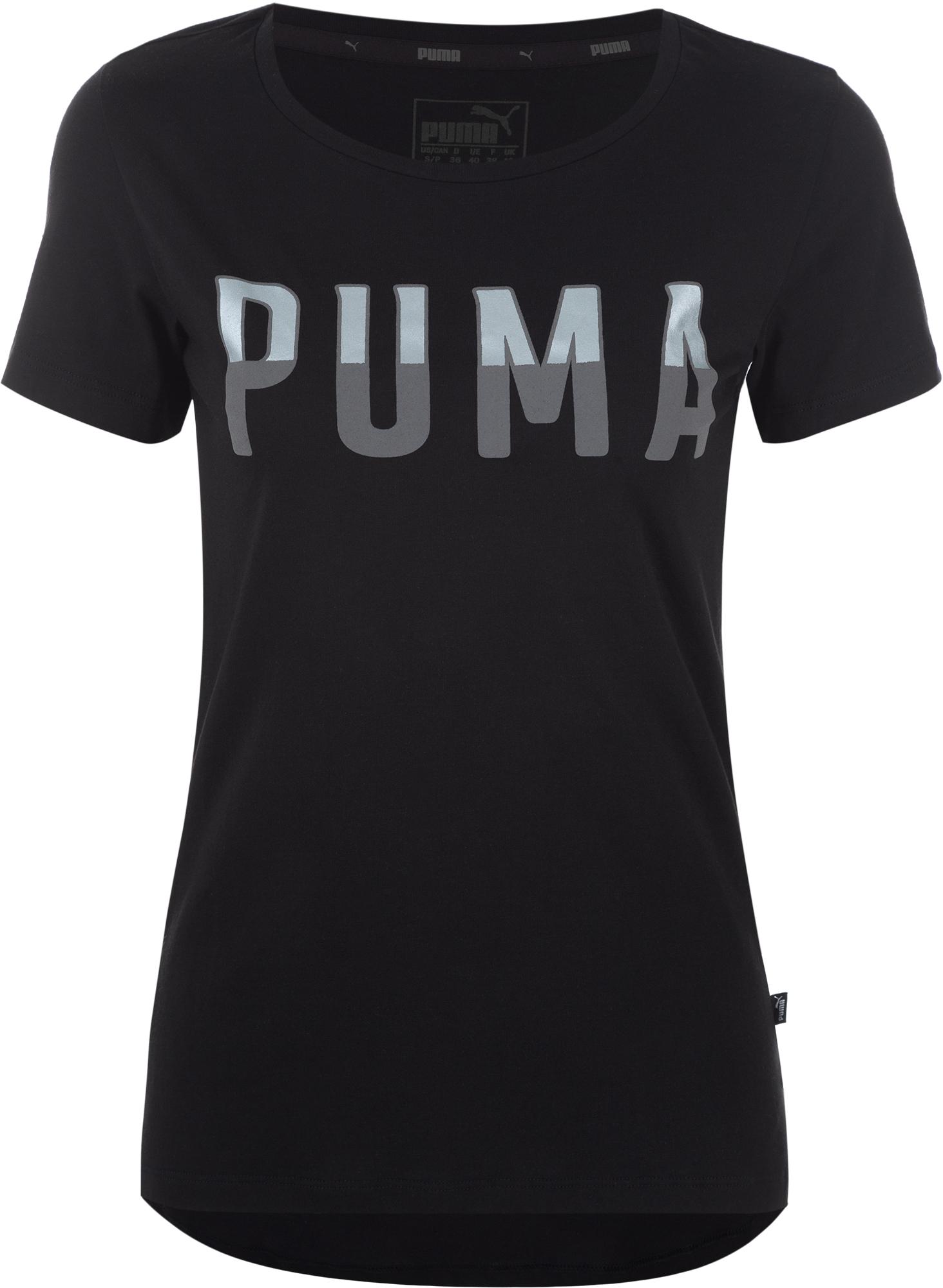 Puma Футболка женская Puma Athletic, размер 48-50