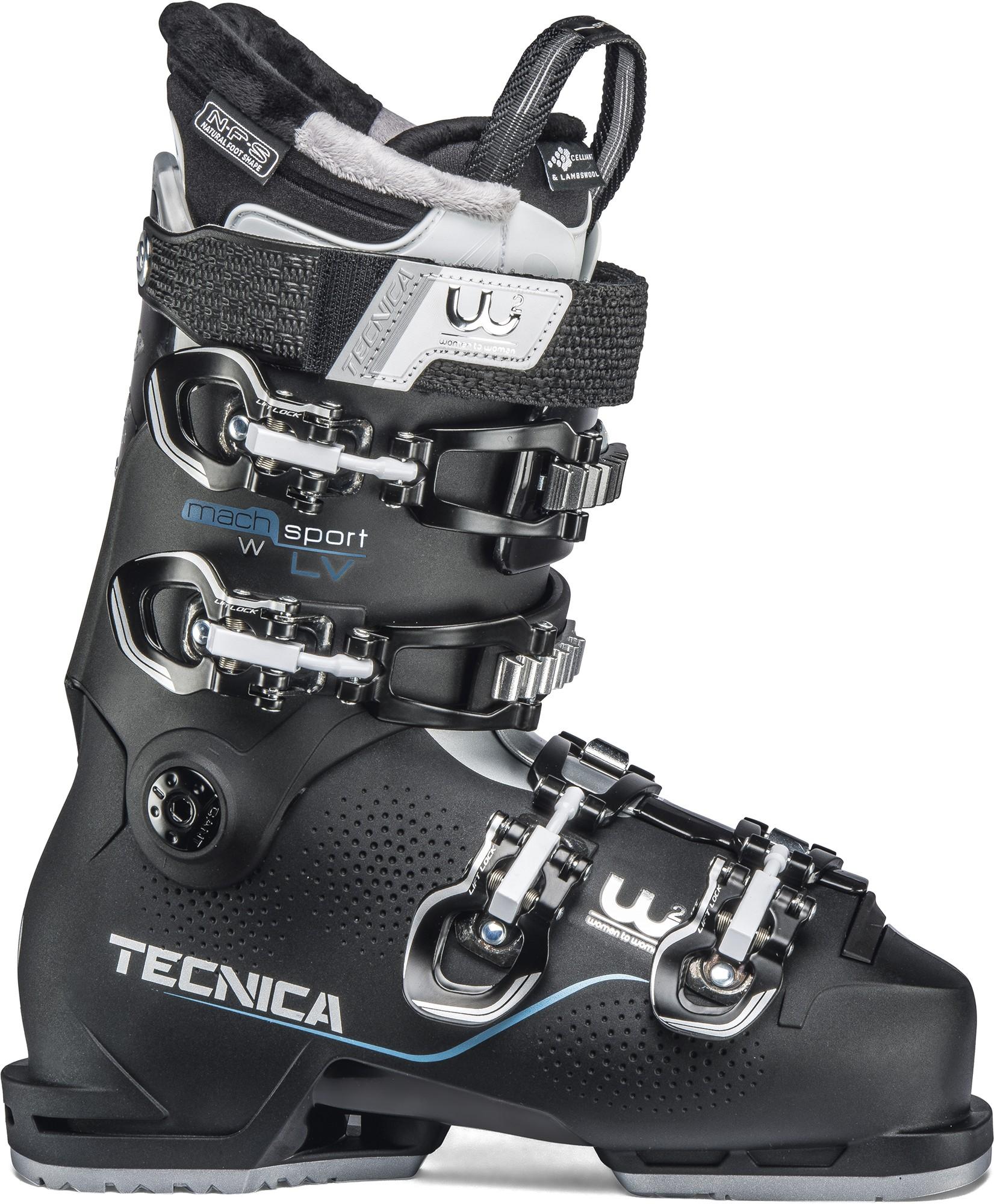 Tecnica Ботинки горнолыжные женские MACH SPORT LV 85 W, размер 25,5 см