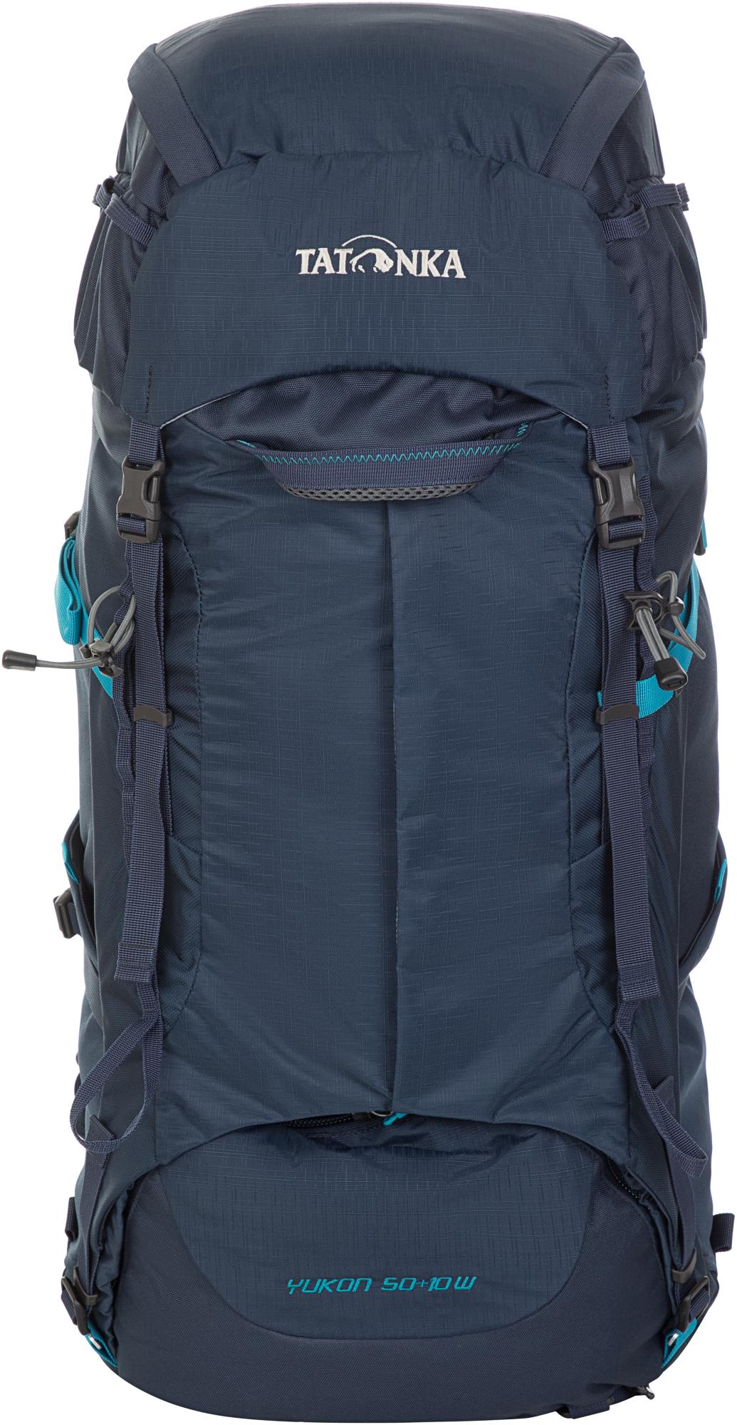 Tatonka YUKON 50+10 WOMEN рюкзак туристический сплав рк2 цвет оливковый 50 л