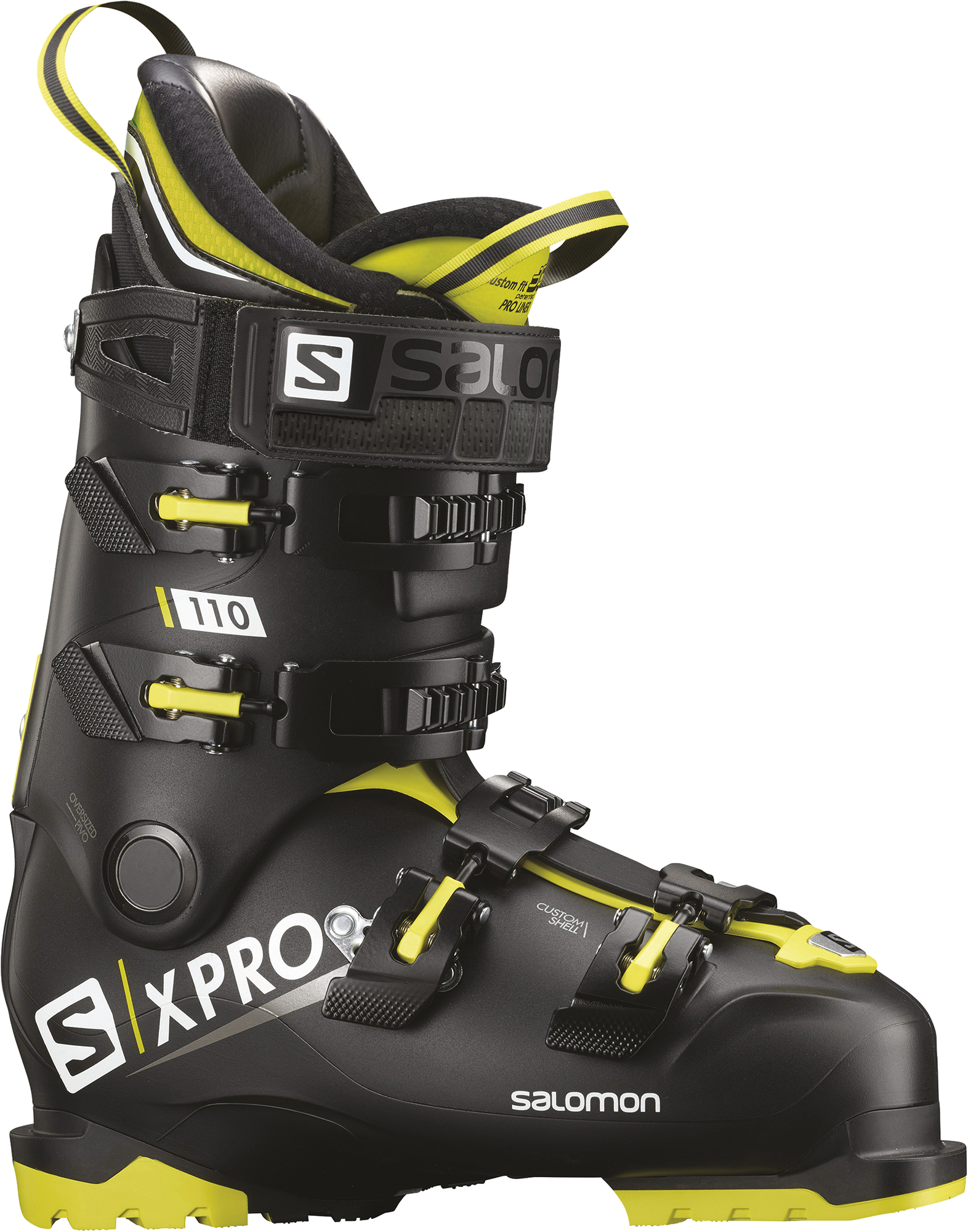 цена Salomon Ботинки горнолыжные Salomon X PRO 110, размер 44 онлайн в 2017 году