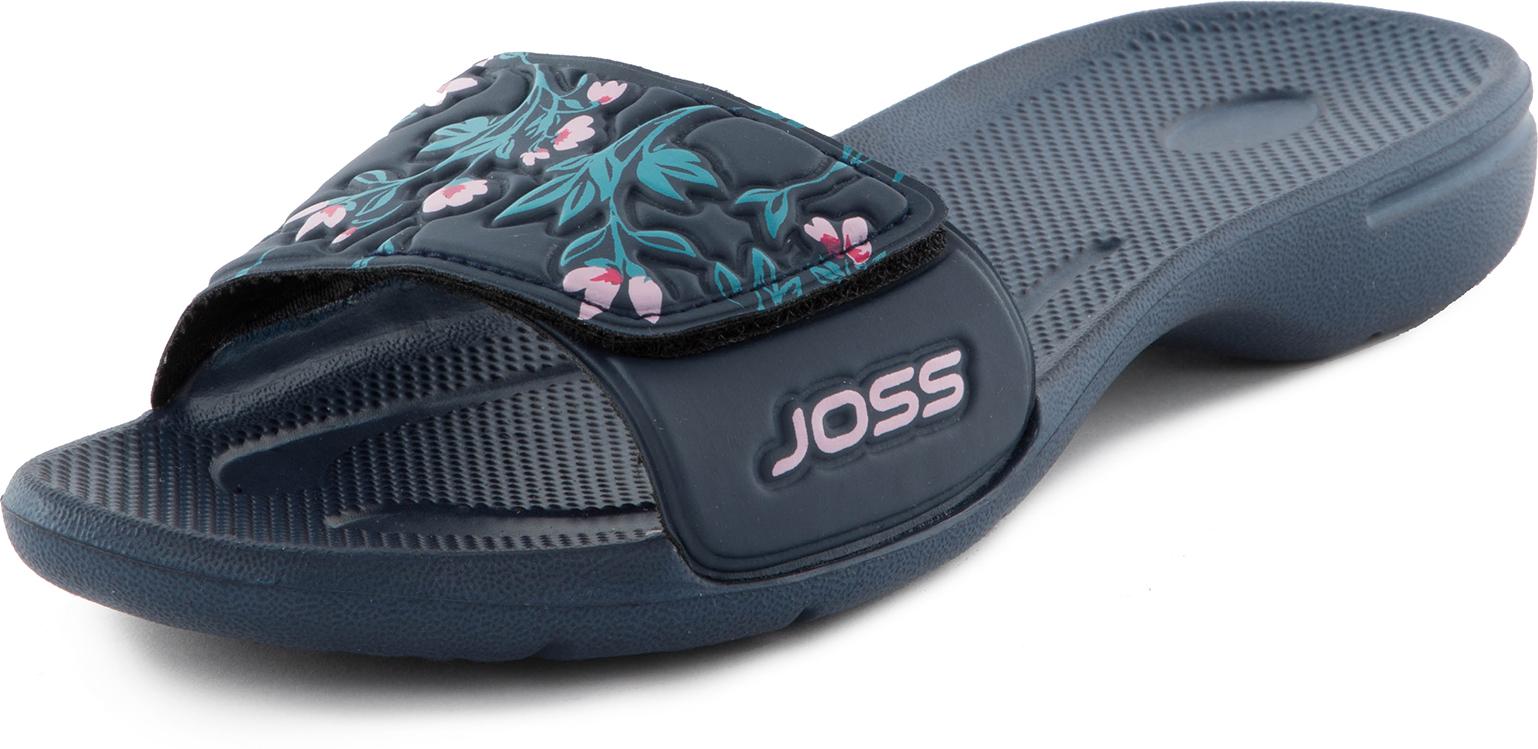 Joss Шлепанцы женские Joss Fantasy, размер 38 шлепанцы женские rider цвет черный розовый 82611 22295 размер 39 38