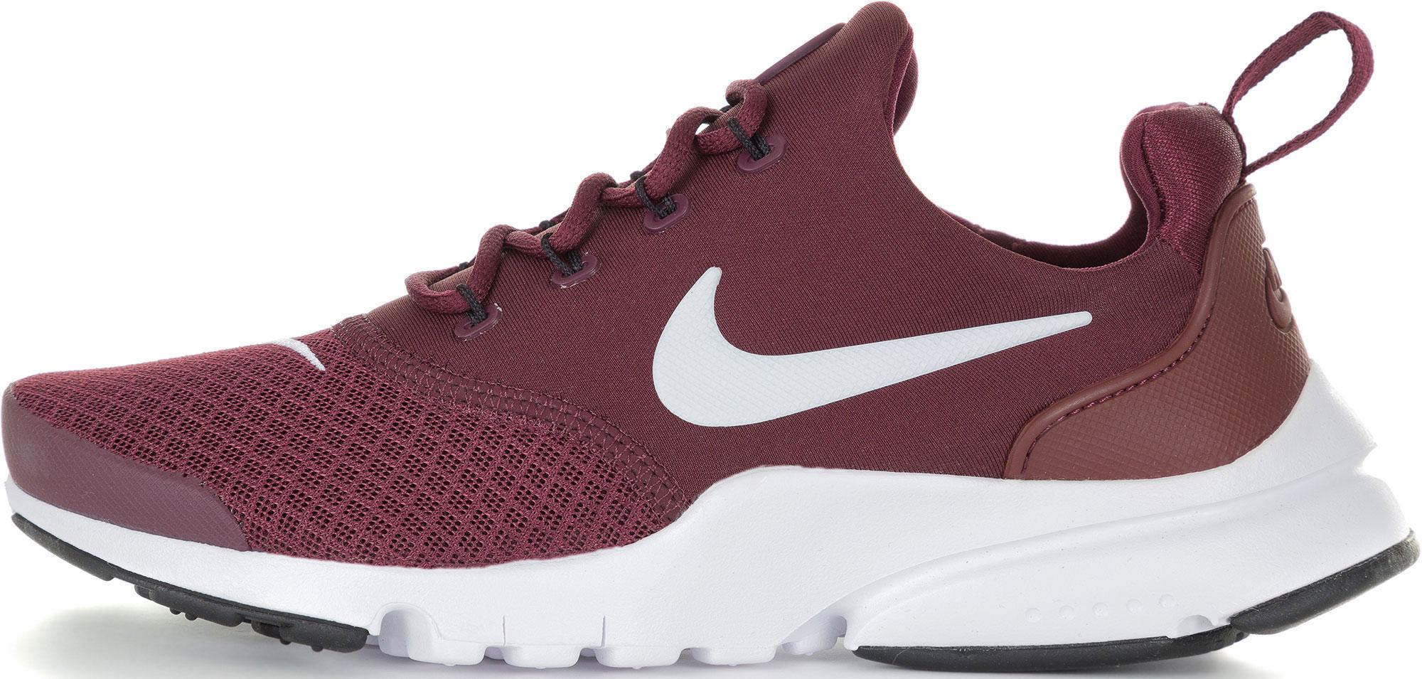 Nike Кроссовки для девочек Nike Presto Fly, размер 35