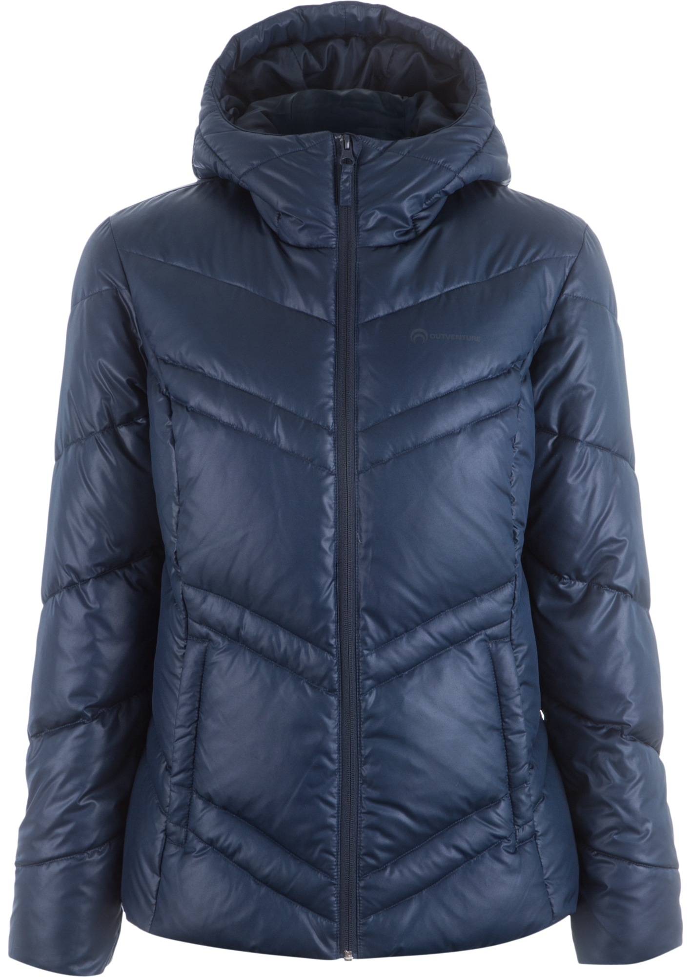Outventure Куртка пуховая женская Outventure, размер 52 pajar куртка пуховая женская cougar xl jet black
