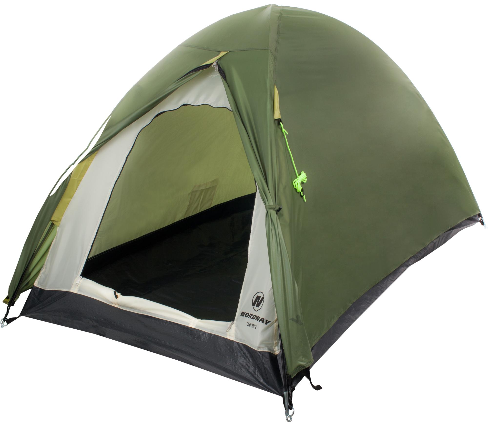 Nordway Палатка 2-местная Nordway Orion 2