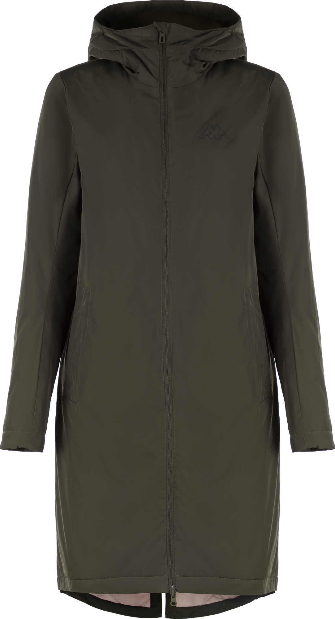 цена Kappa Куртка пуховая женская Kappa, размер 42 онлайн в 2017 году