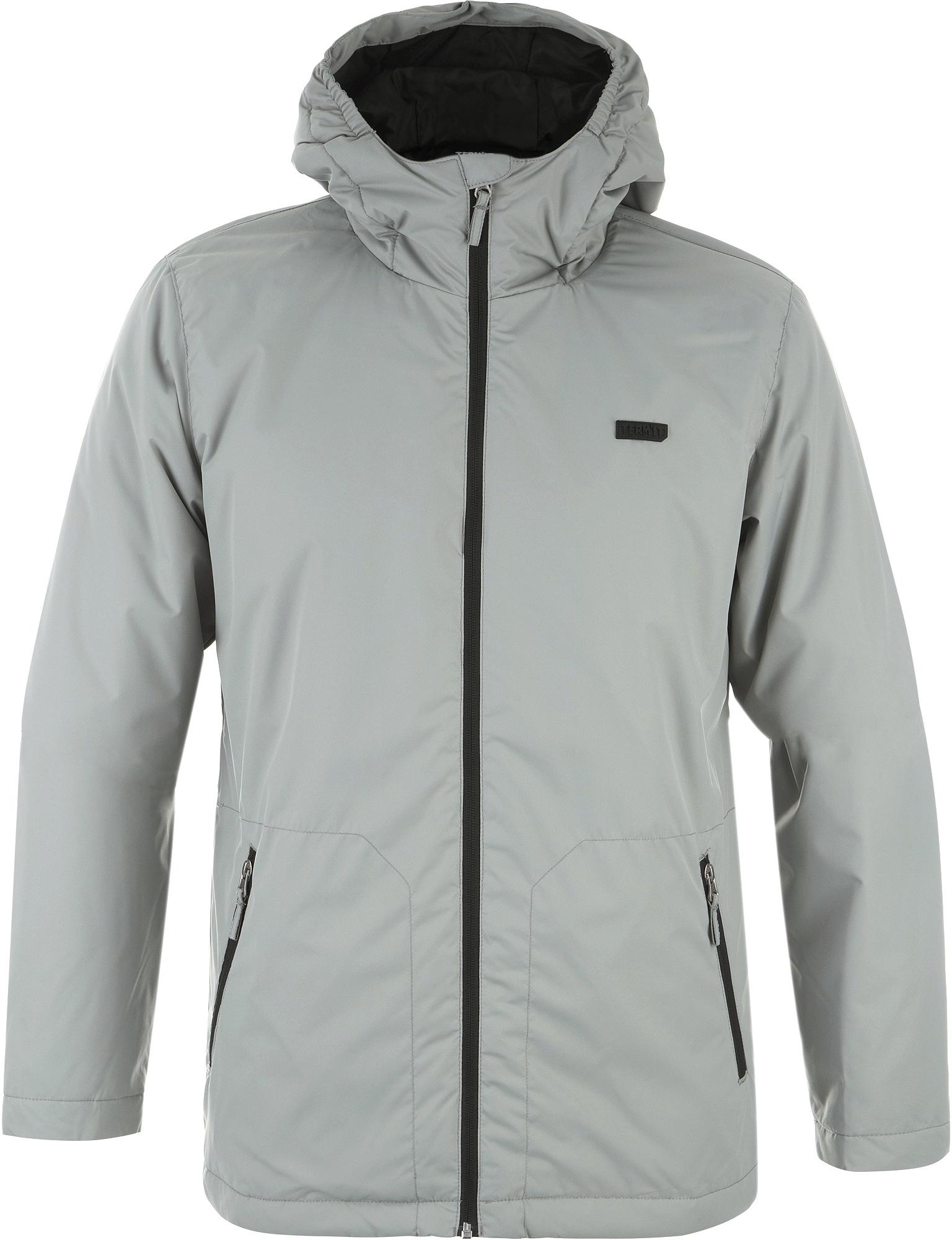 Termit Куртка утепленная мужская Termit, размер 54 куртка мужская geox цвет темно синий m8220kt2447f4386 размер 54