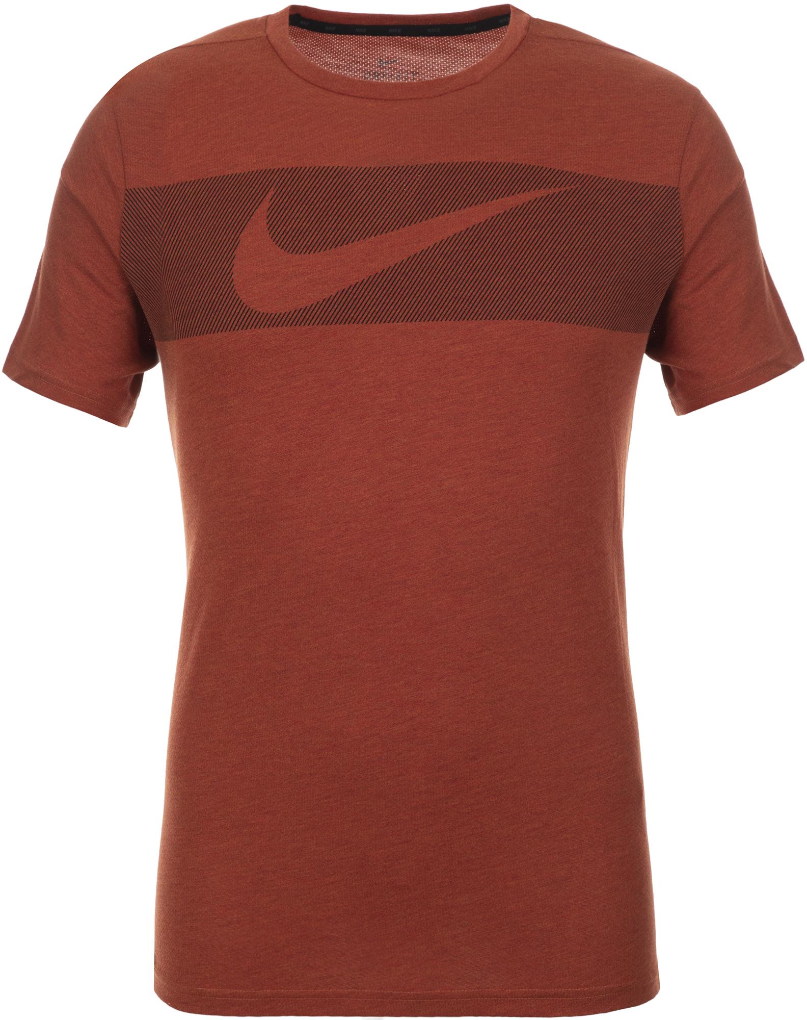 Nike Футболка мужская Nike Breathe, размер 52-54 цена