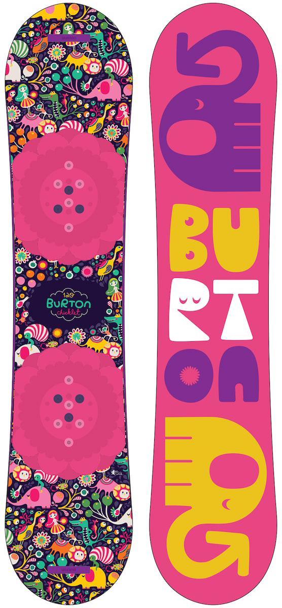 Burton   Chicklet (18/19), размер 130