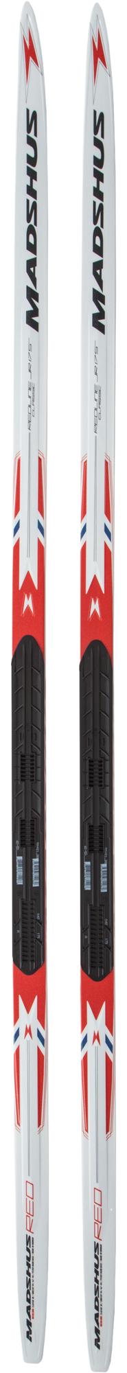 цена Madshus Беговые лыжи детские Madshus Redline Carbon Classic Jr, размер 175-60