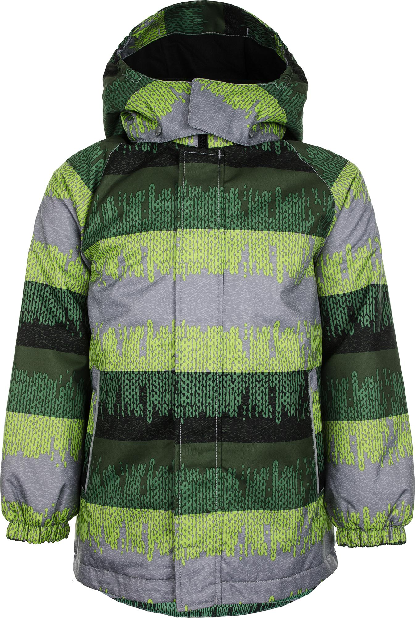 цена на Lassie Куртка утепленная для мальчиков LASSIE Juksu, размер 128
