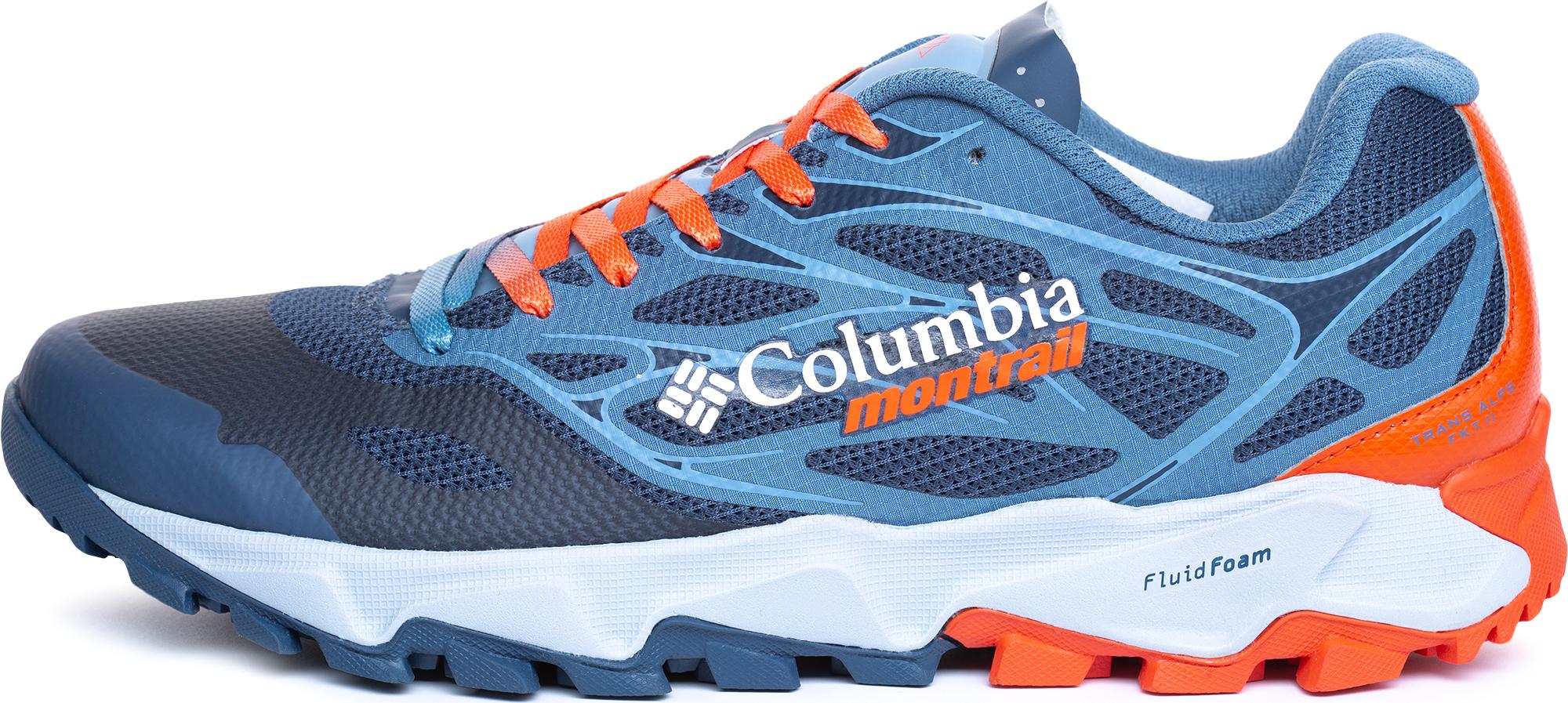 цена на Columbia Кроссовки мужские Columbia Trans Alps F.K.T. II, размер 46