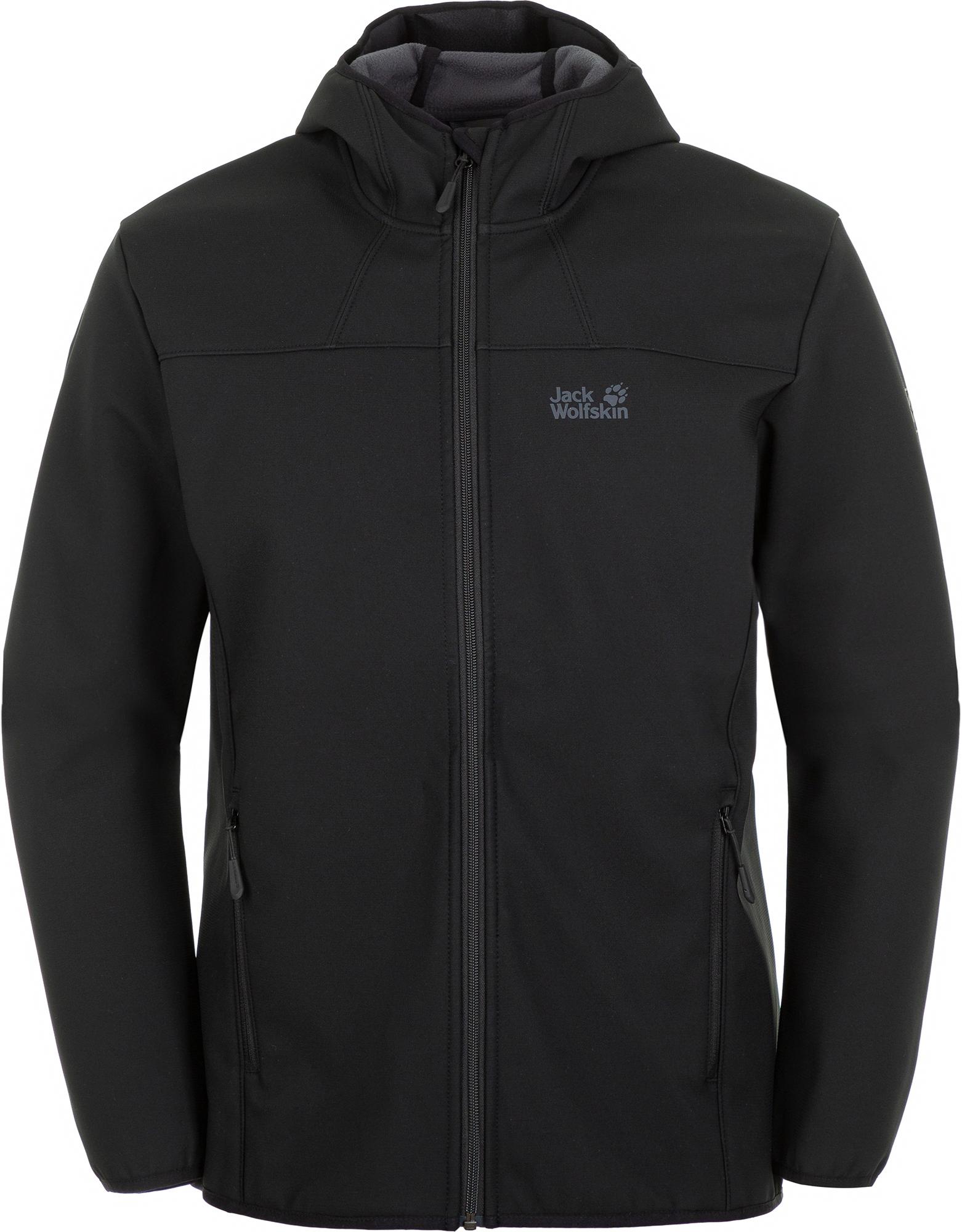 JACK WOLFSKIN Куртка софтшелл мужская JACK WOLFSKIN Northern Point, размер 54-56