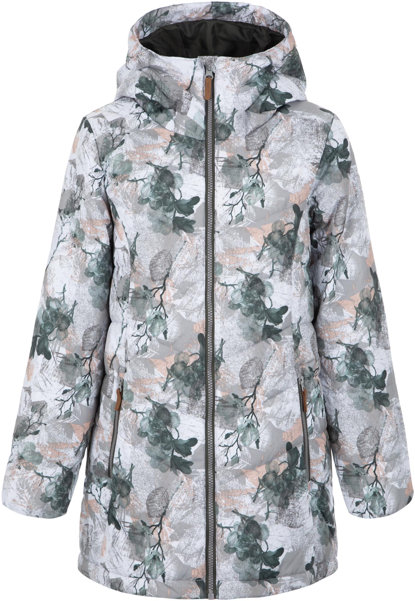 цена на Outventure Куртка утепленная для девочек Outventure, размер 134