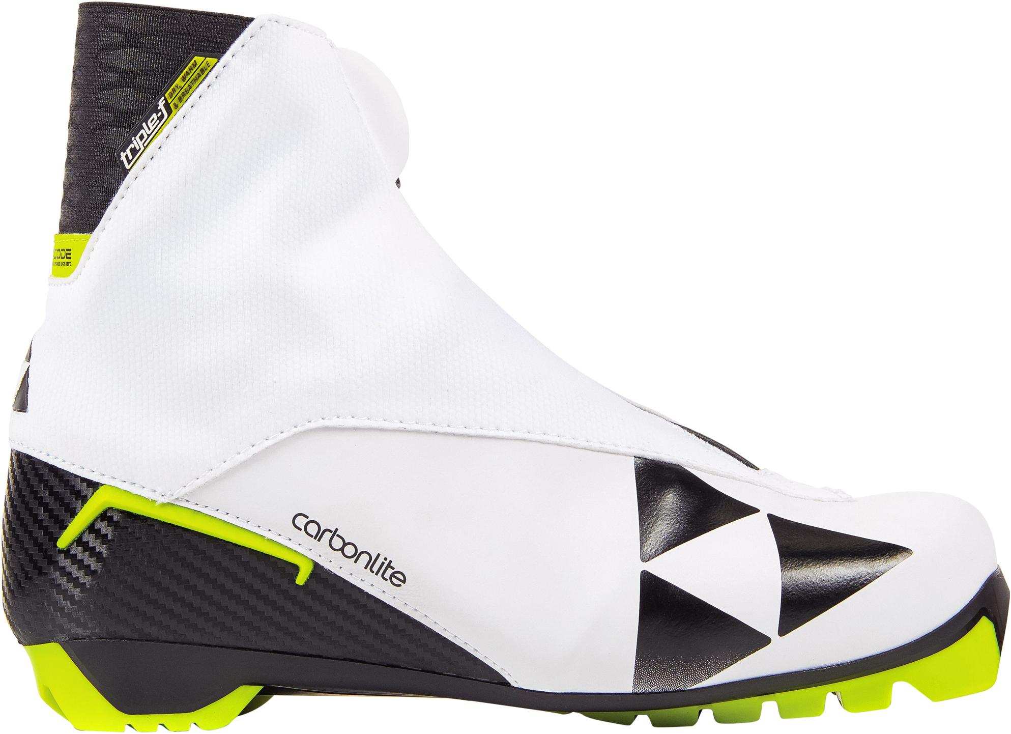 Fischer Ботинки для беговых лыж Fischer Carbonlite Classic WS цена