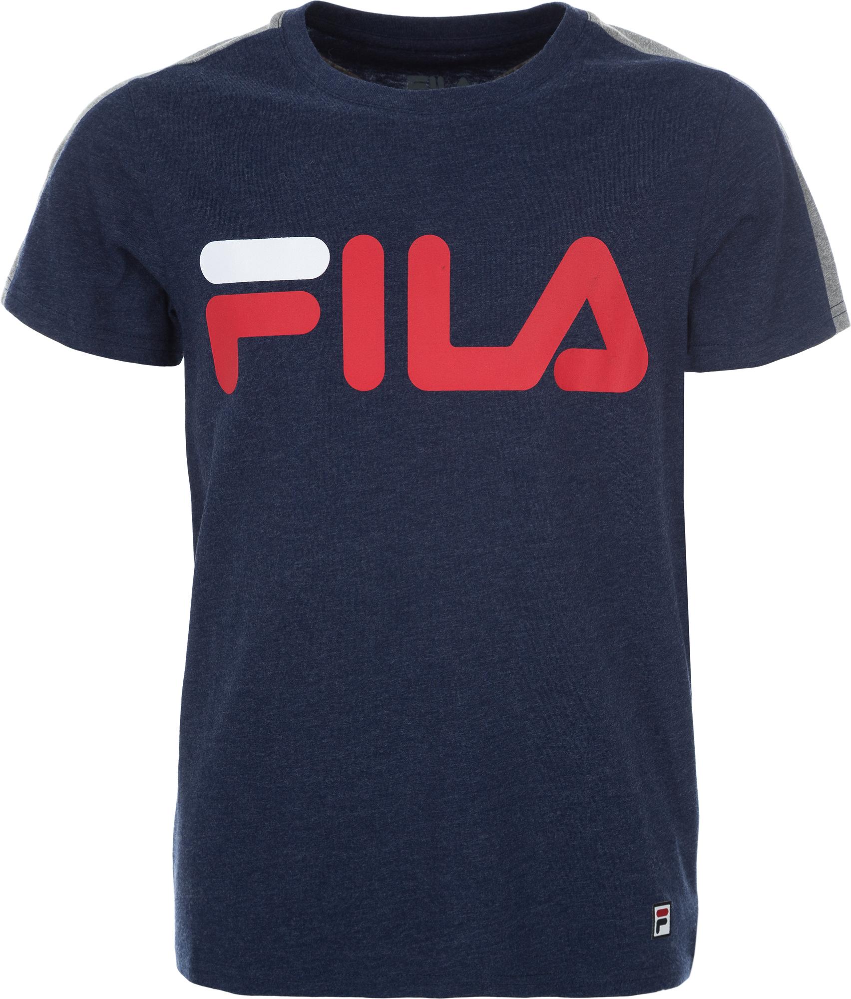 Fila Футболка для мальчиков Fila fila плавки шорты для мальчиков fila