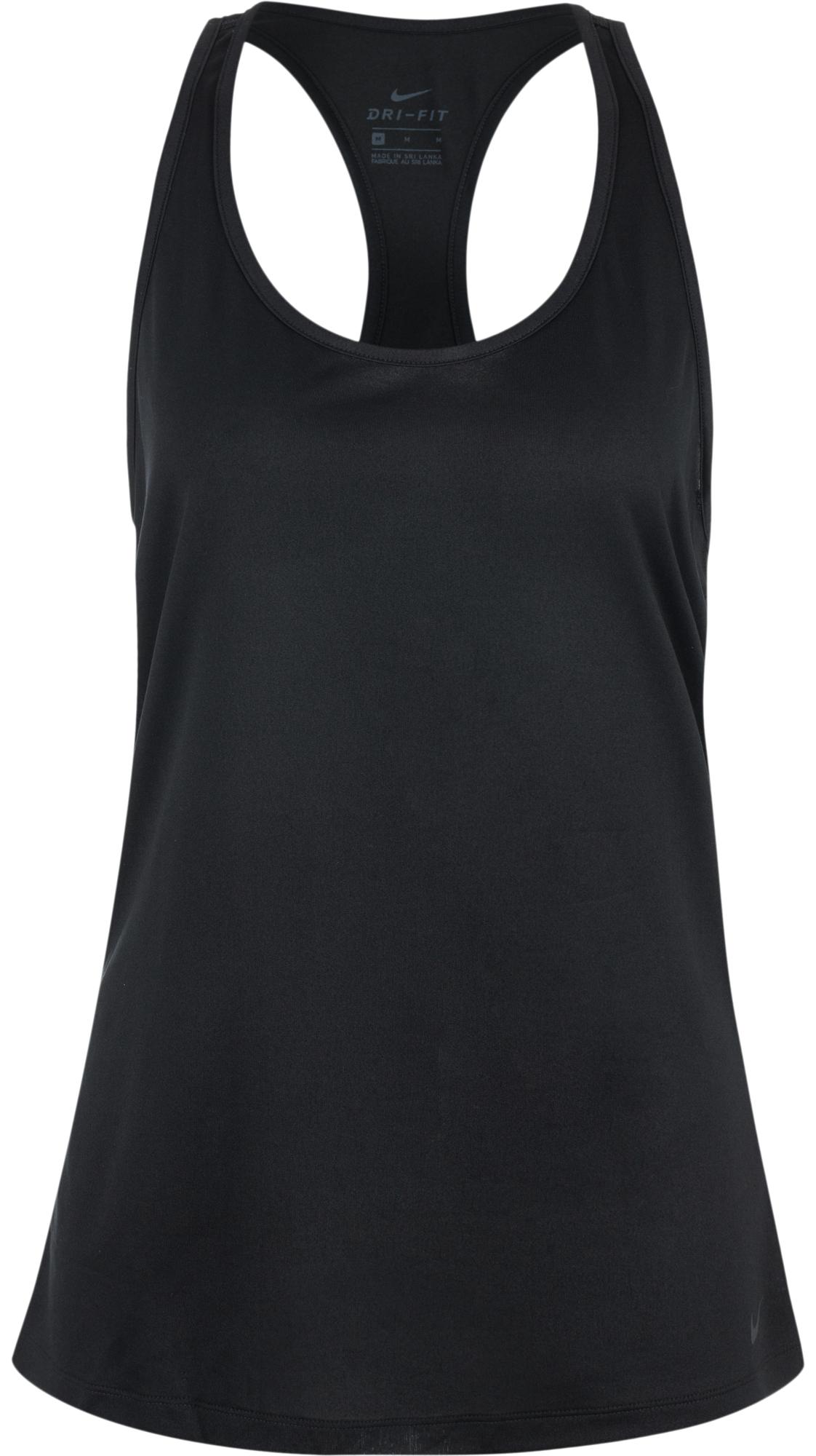 Nike Майка женская Nike Dry, размер 40-42 nike майка женская nike dry